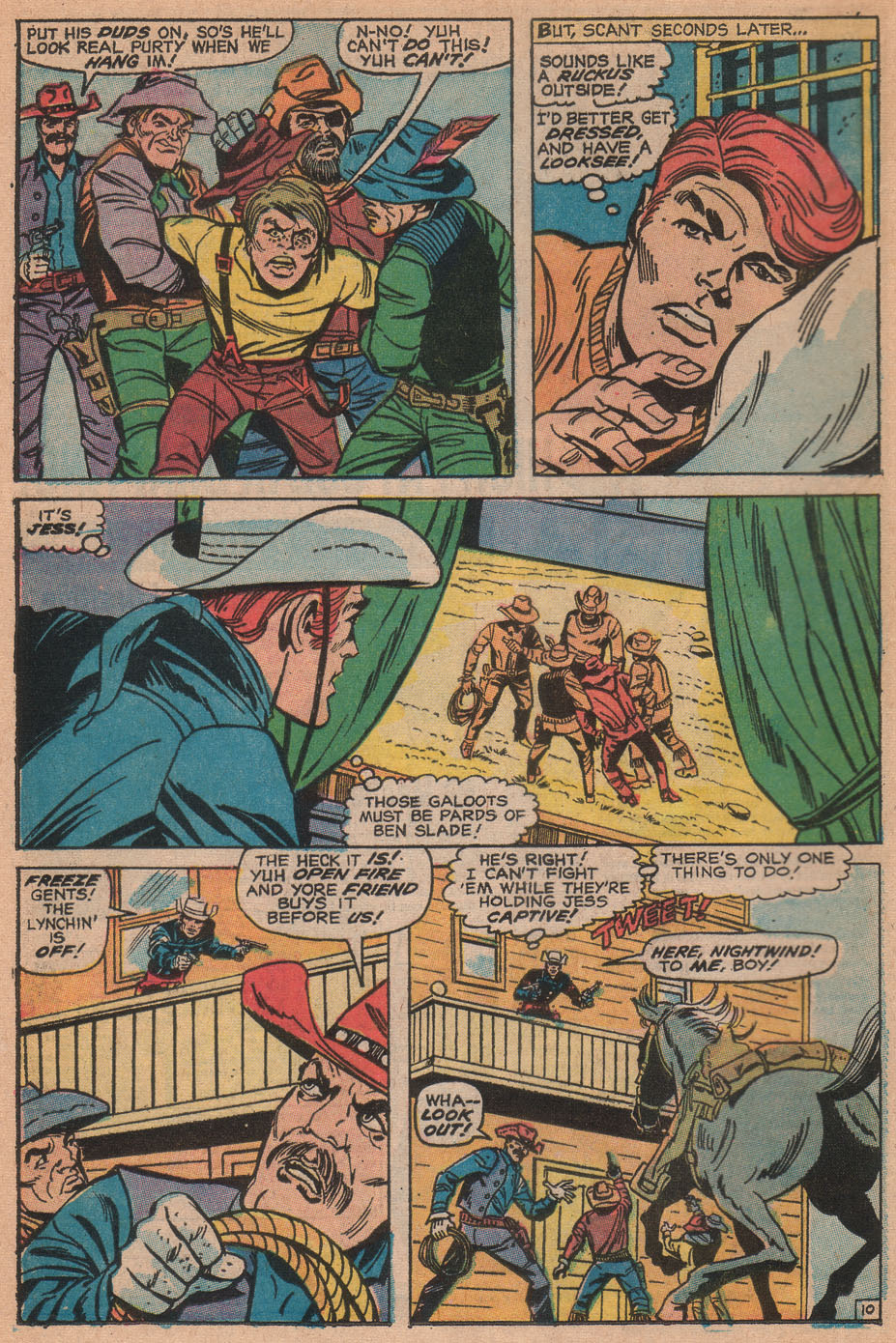The Rawhide Kid (1955) issue 88 - Page 16