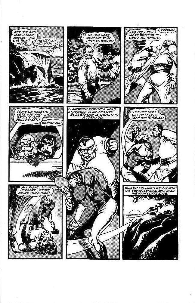 Read online Men of Mystery Comics comic -  Issue #44 - 21