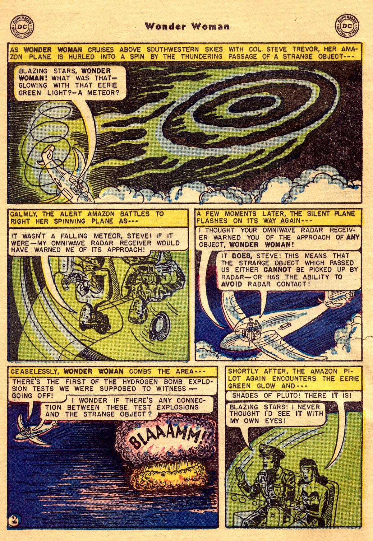 Read online Wonder Woman (1942) comic -  Issue #68 - 4