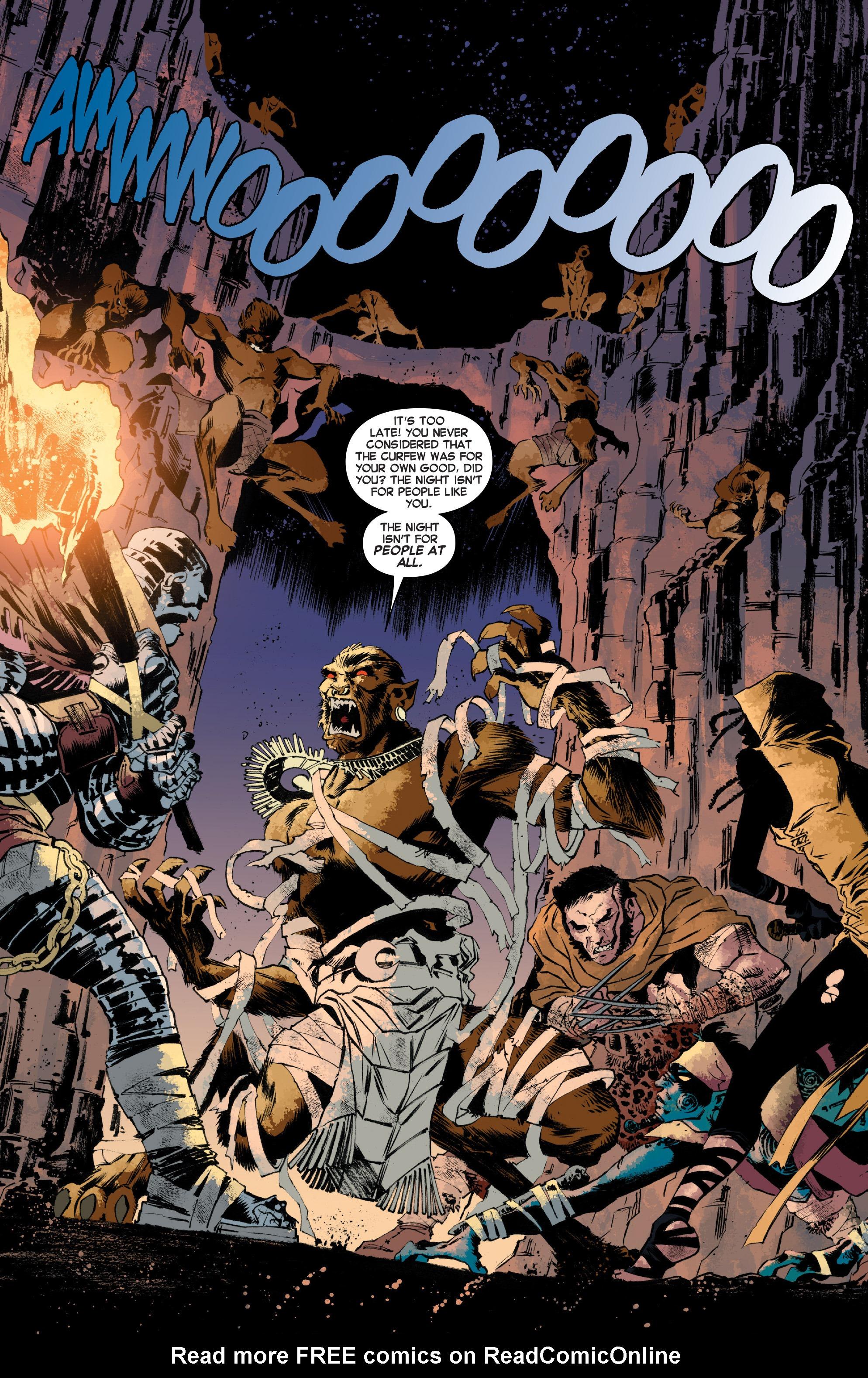 Read online Secret Wars Journal/Battleworld comic -  Issue # TPB - 20