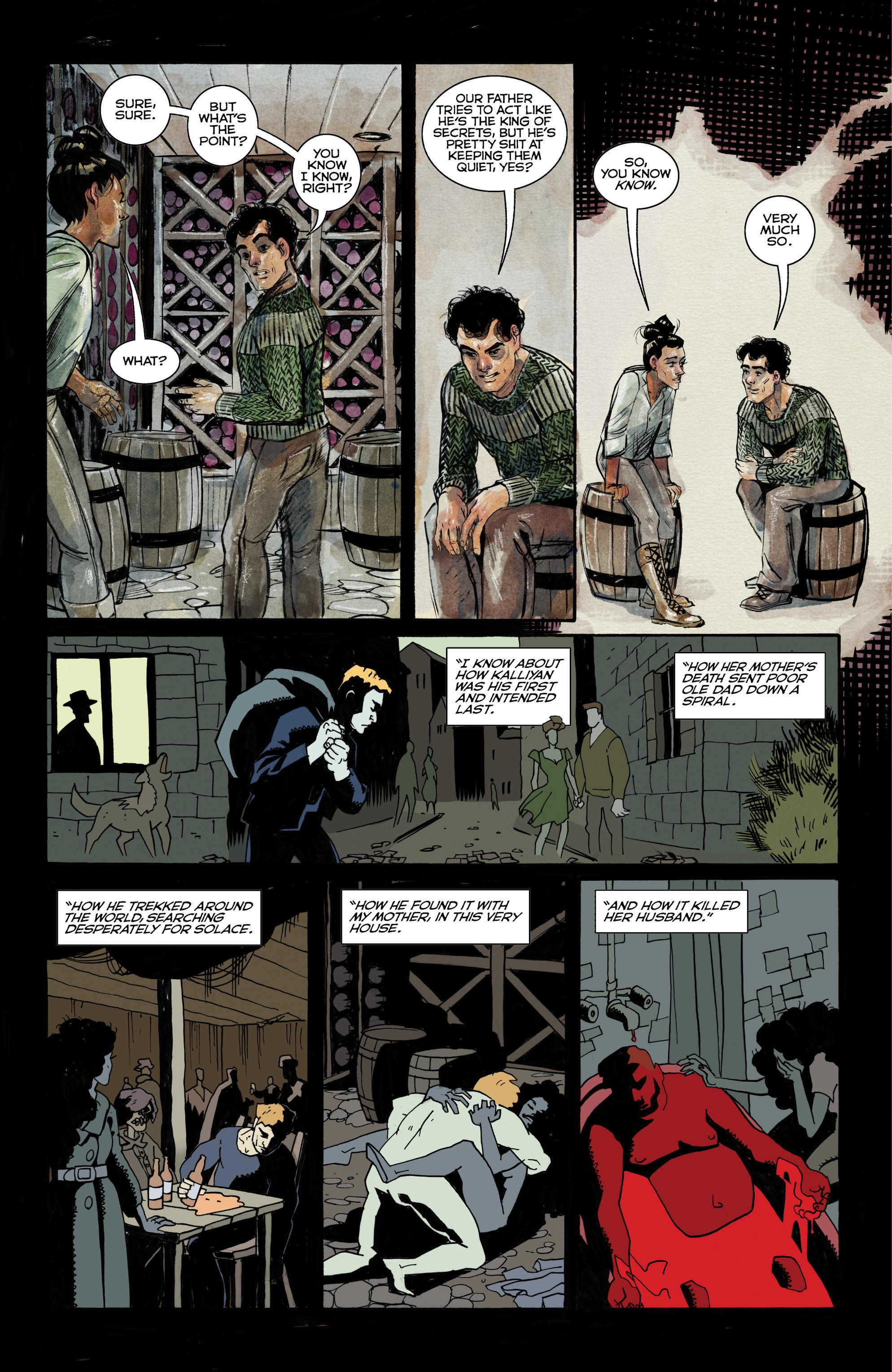Read online Shutter comic -  Issue #22 - 9