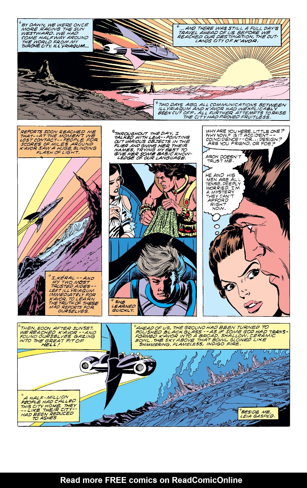 Read online Star Wars Legends: The Original Marvel Years - Epic Collection comic -  Issue # TPB 3 (Part 4) - 23