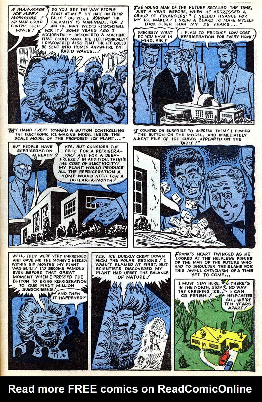 Mystic (1951) issue 60 - Page 31