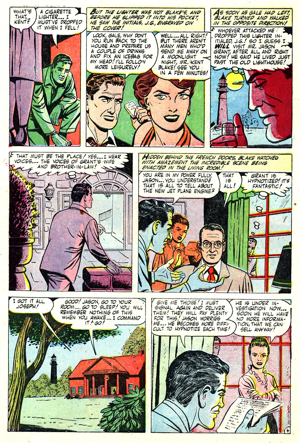 Kent Blake of the Secret Service issue 5 - Page 29