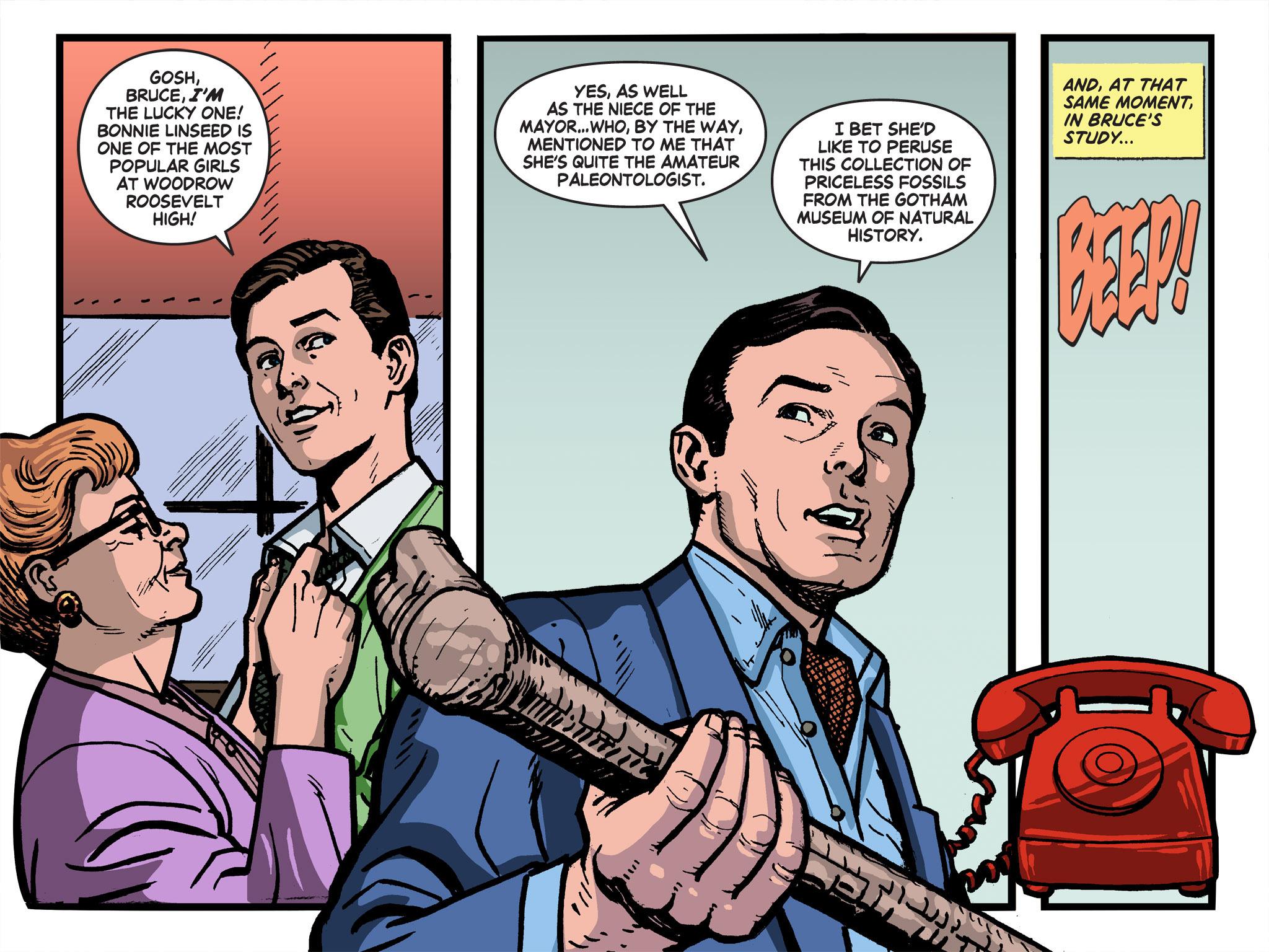 Read online Batman '66 Meets the Green Hornet [II] comic -  Issue #1 - 9