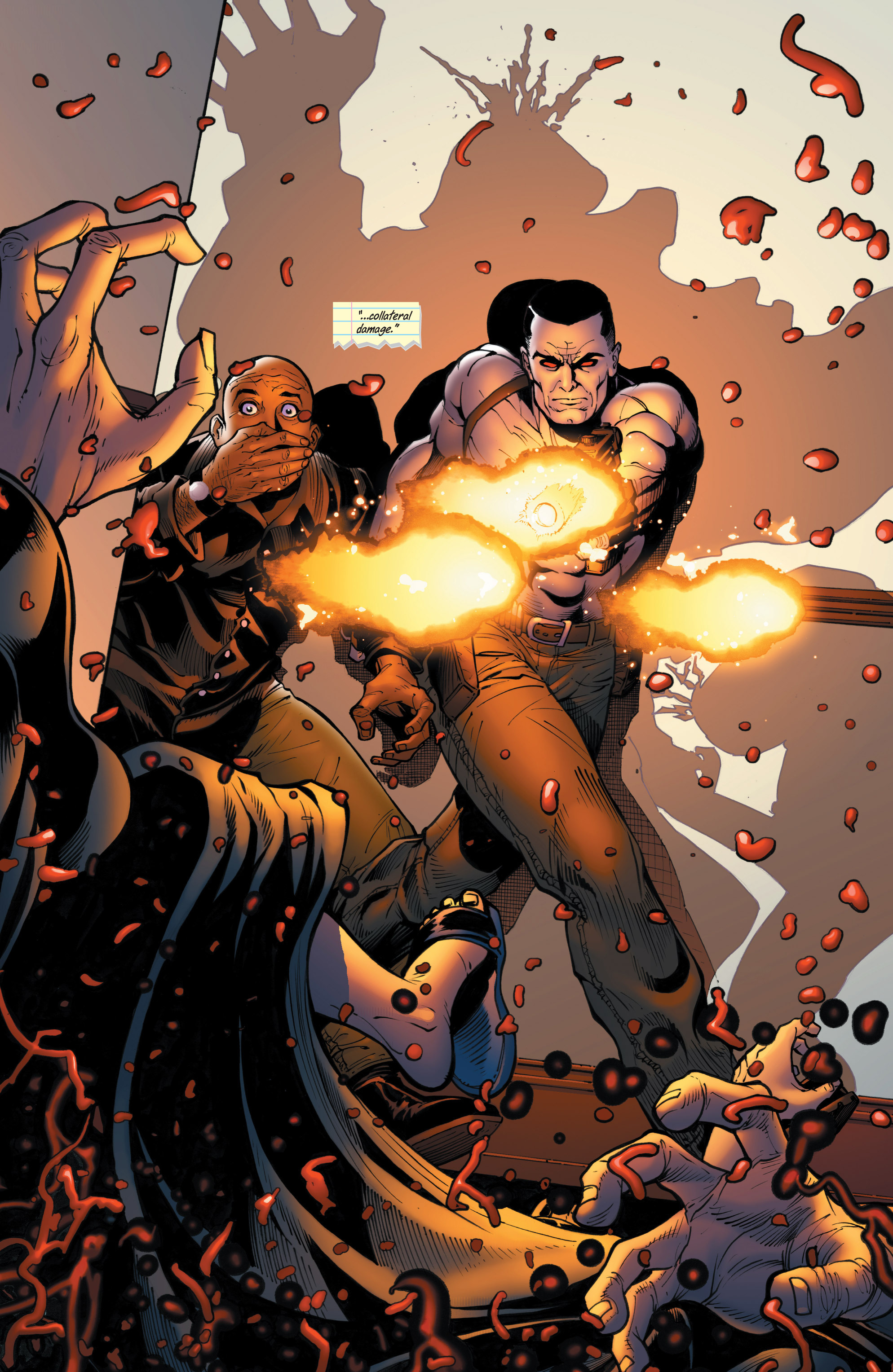Read online Bloodshot and H.A.R.D.Corps comic -  Issue # TPB 4 - 101