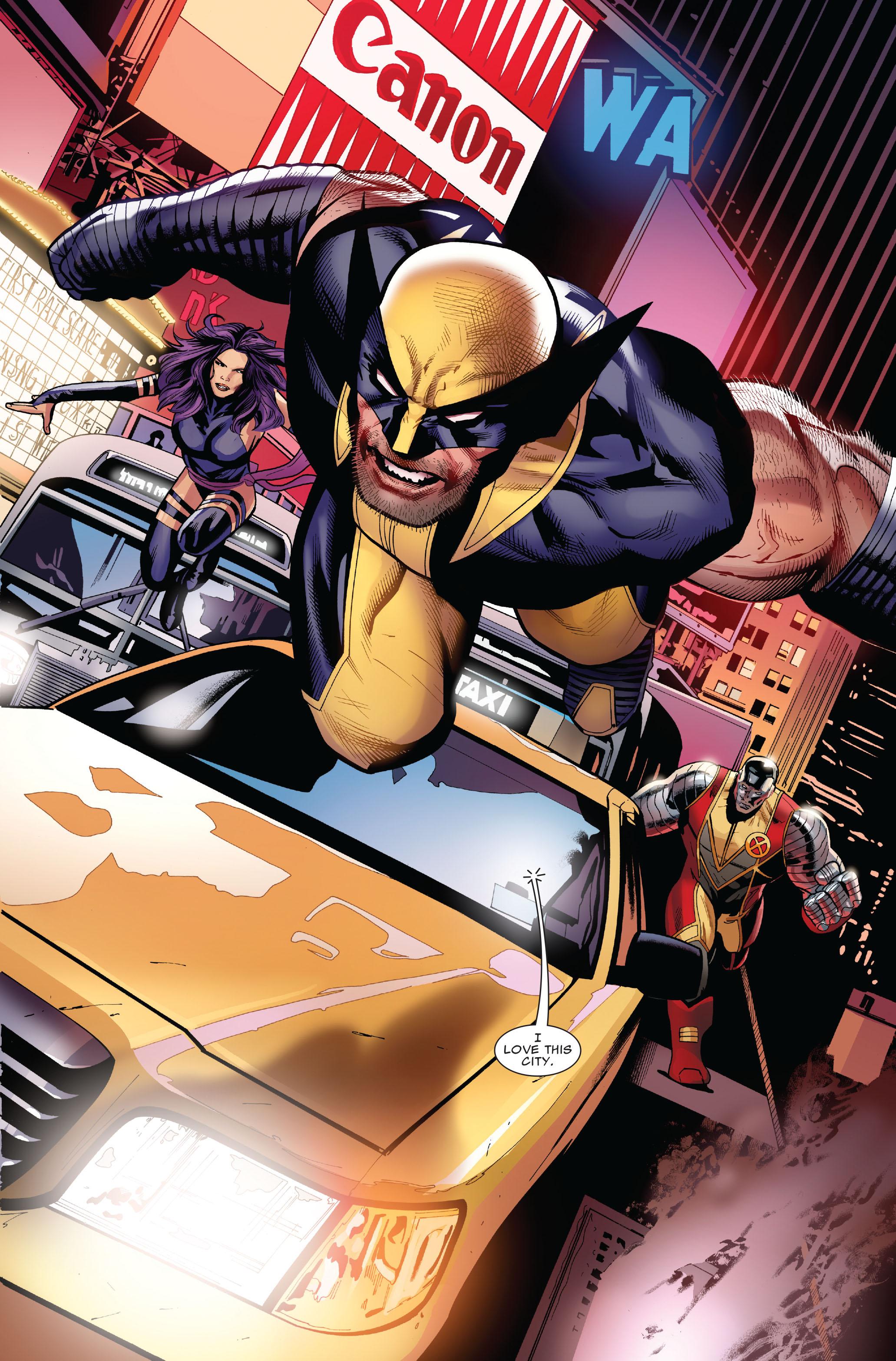 Read online Uncanny X-Men (1963) comic -  Issue #520 - 16