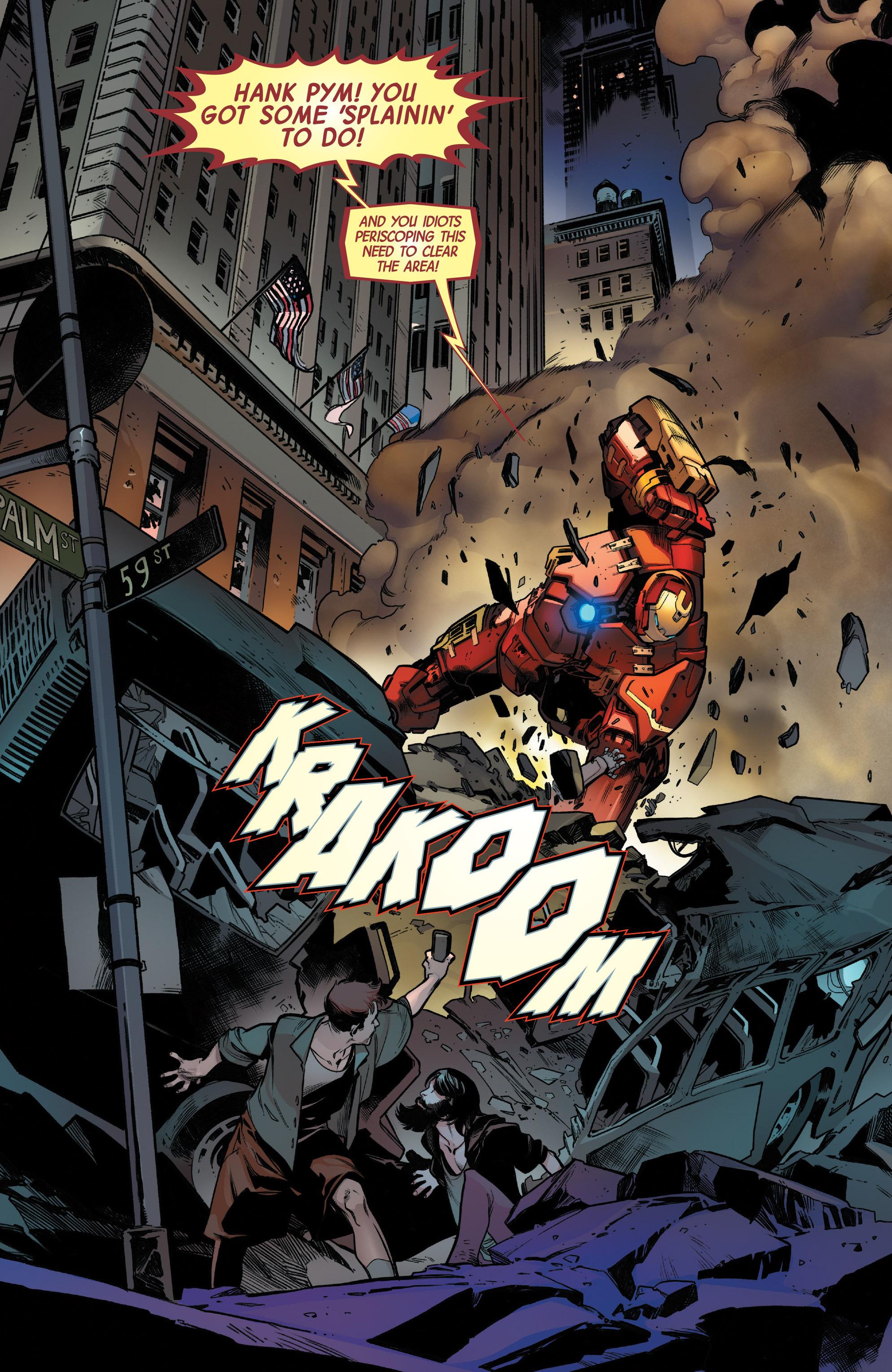 Read online Uncanny Avengers [II] comic -  Issue #12 - 3