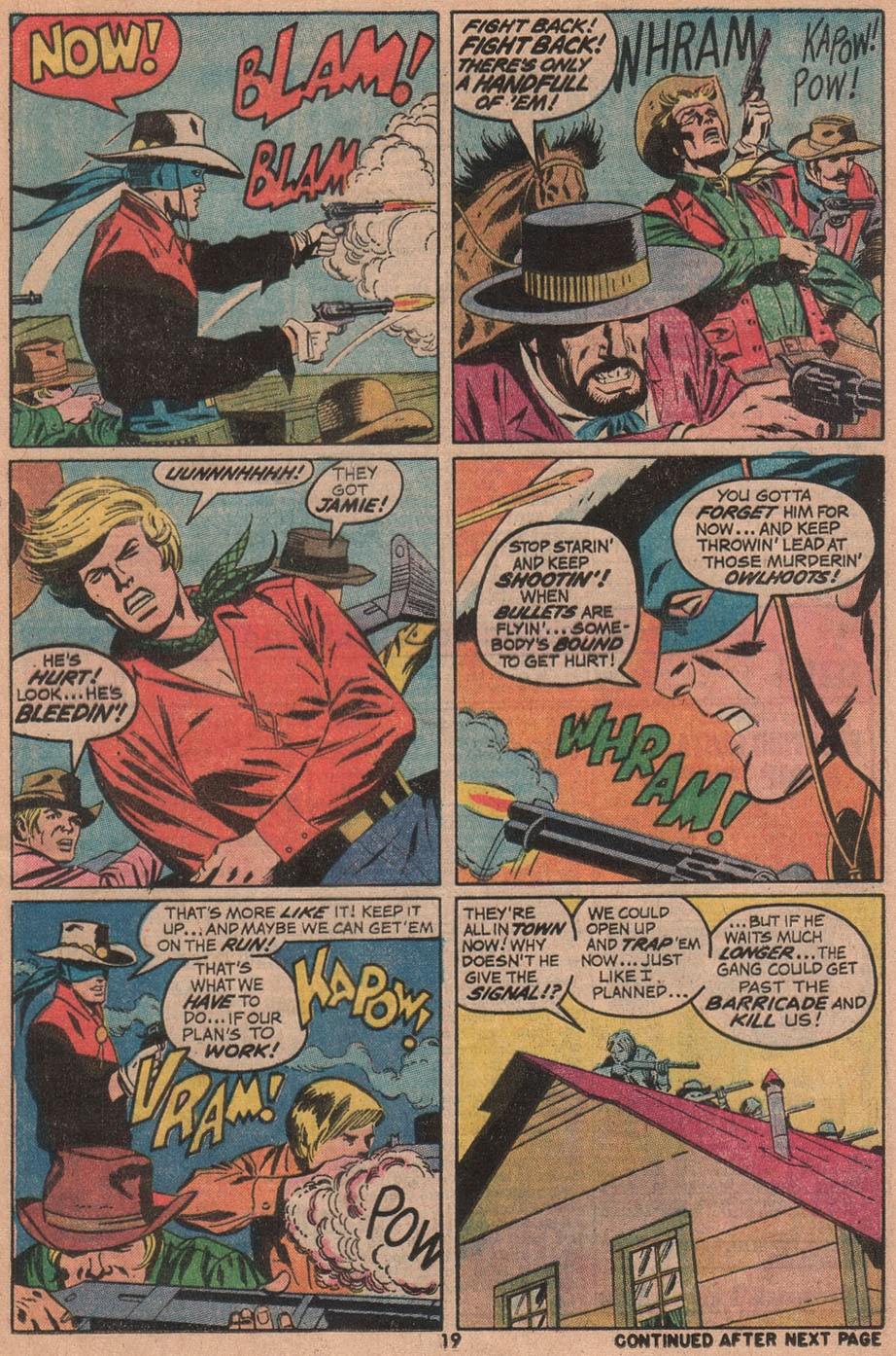 The Outlaw Kid (1970) issue 14 - Page 21