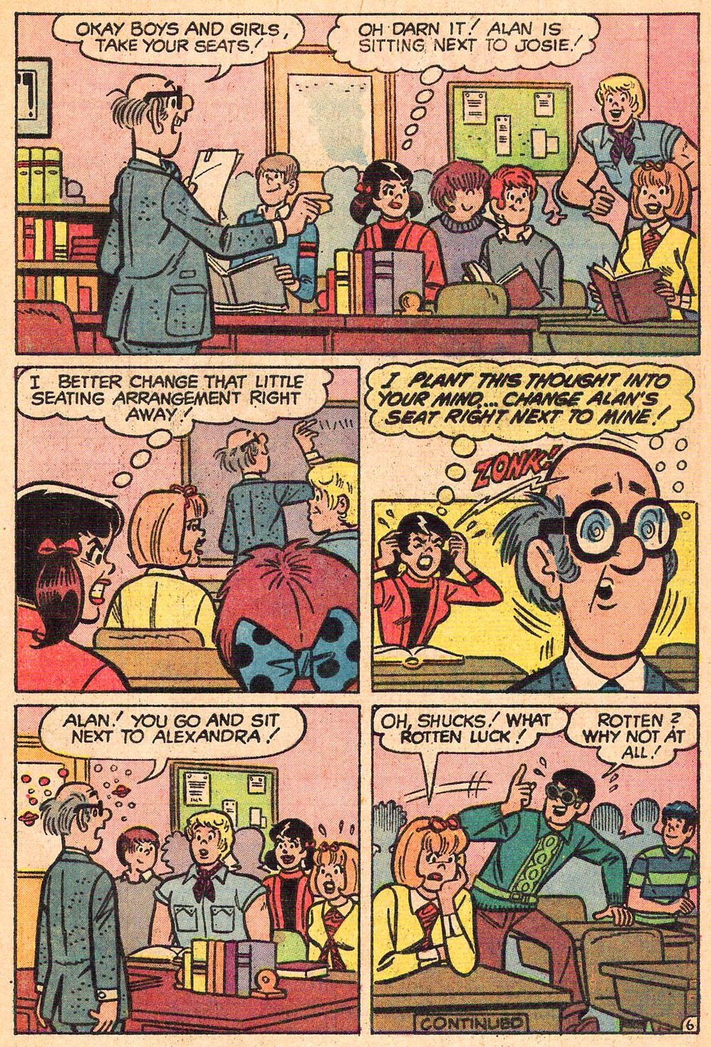 Read online She's Josie comic -  Issue #67 - 25