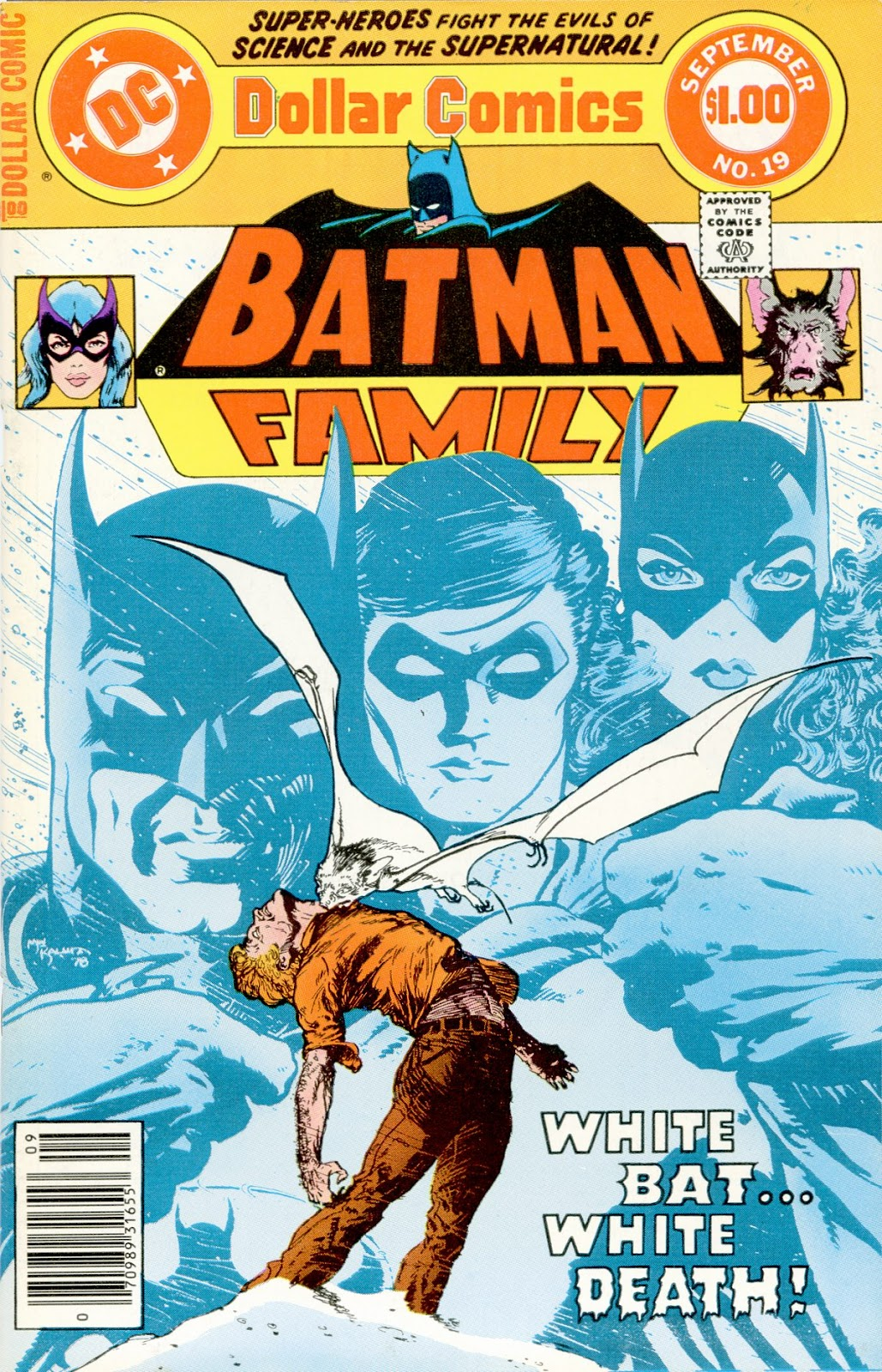 The Batman Family issue 19 - Page 1
