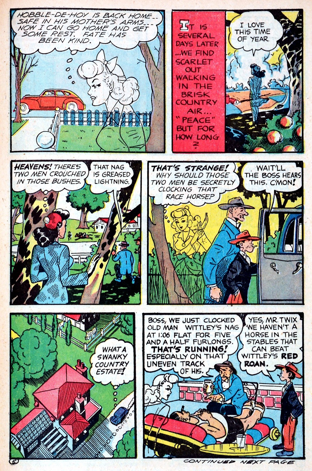 Read online Famous Funnies comic -  Issue #139 - 17