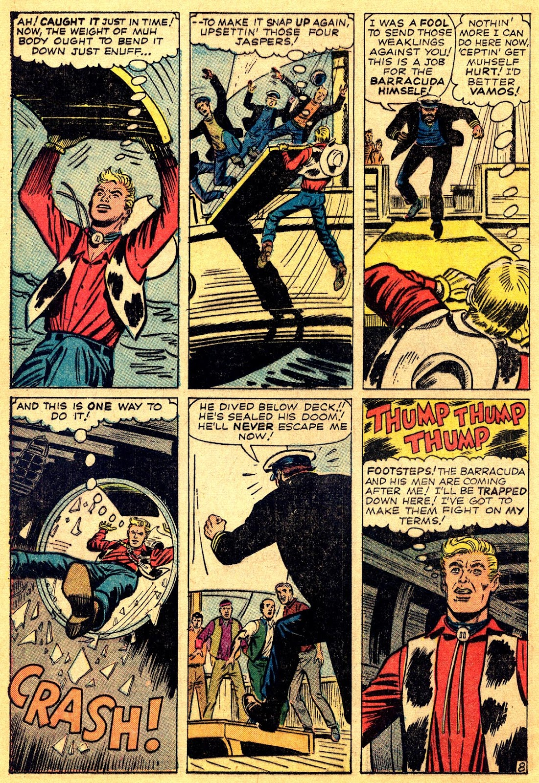 Kid Colt Outlaw issue 109 - Page 12