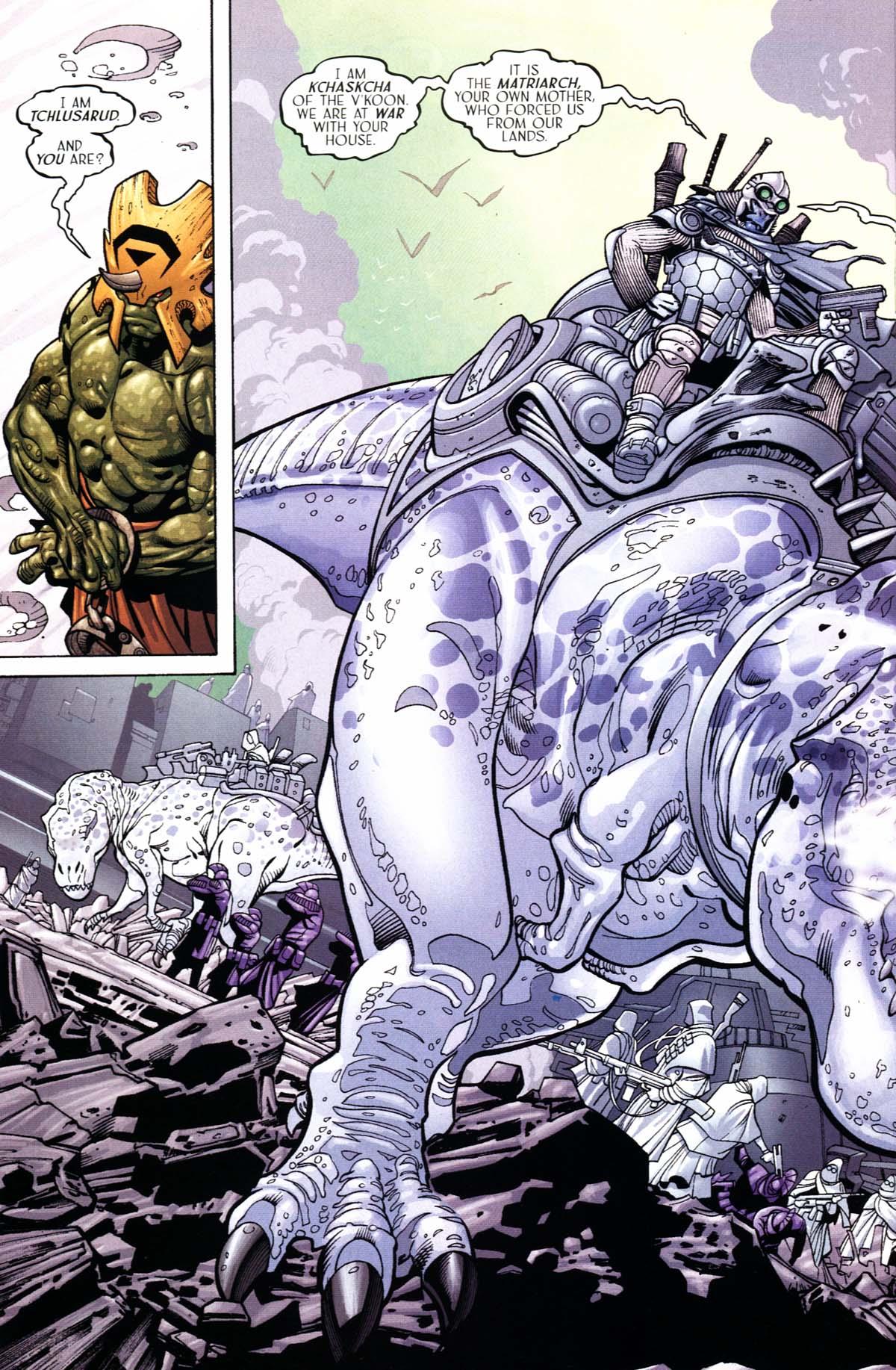 Read online Sigil (2000) comic -  Issue #24 - 22