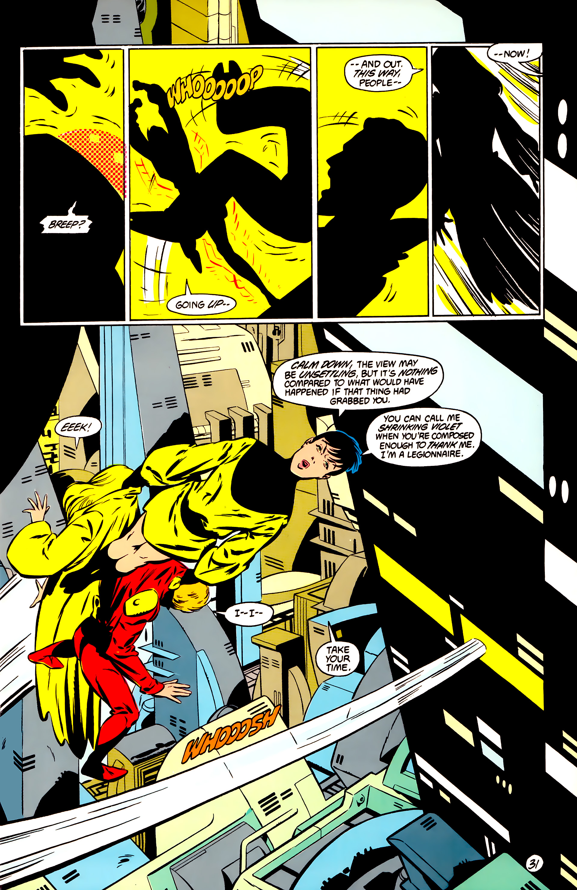 Legion of Super-Heroes (1984) _Annual_1 Page 32