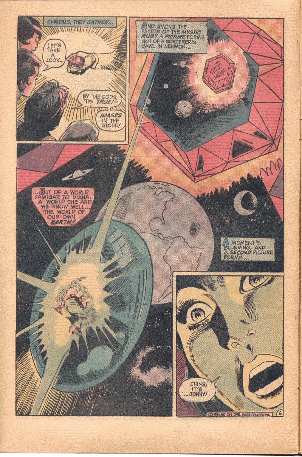 Read online Wonder Woman (1942) comic -  Issue #202 - 7