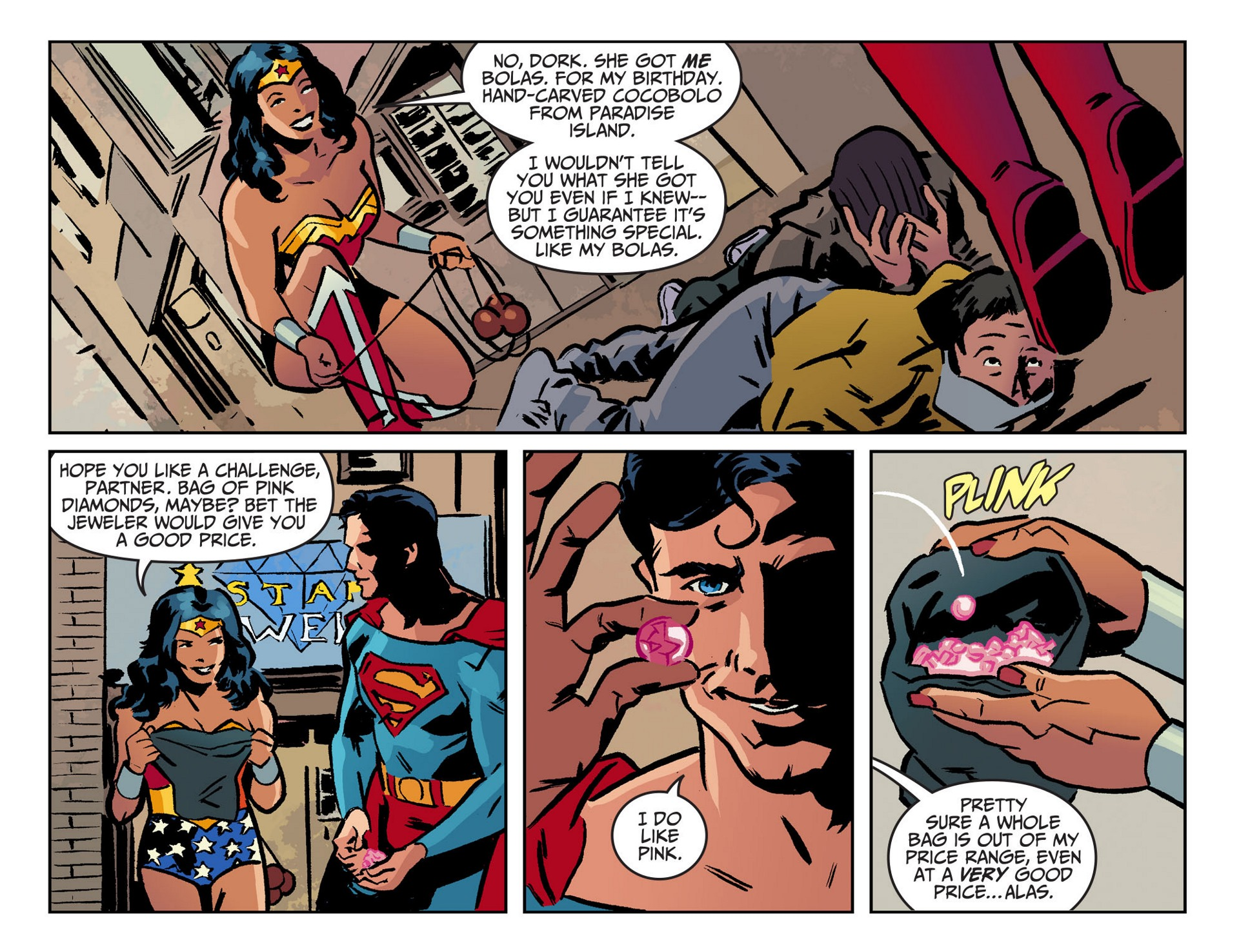 Read online Adventures of Superman [I] comic -  Issue #50 - 14