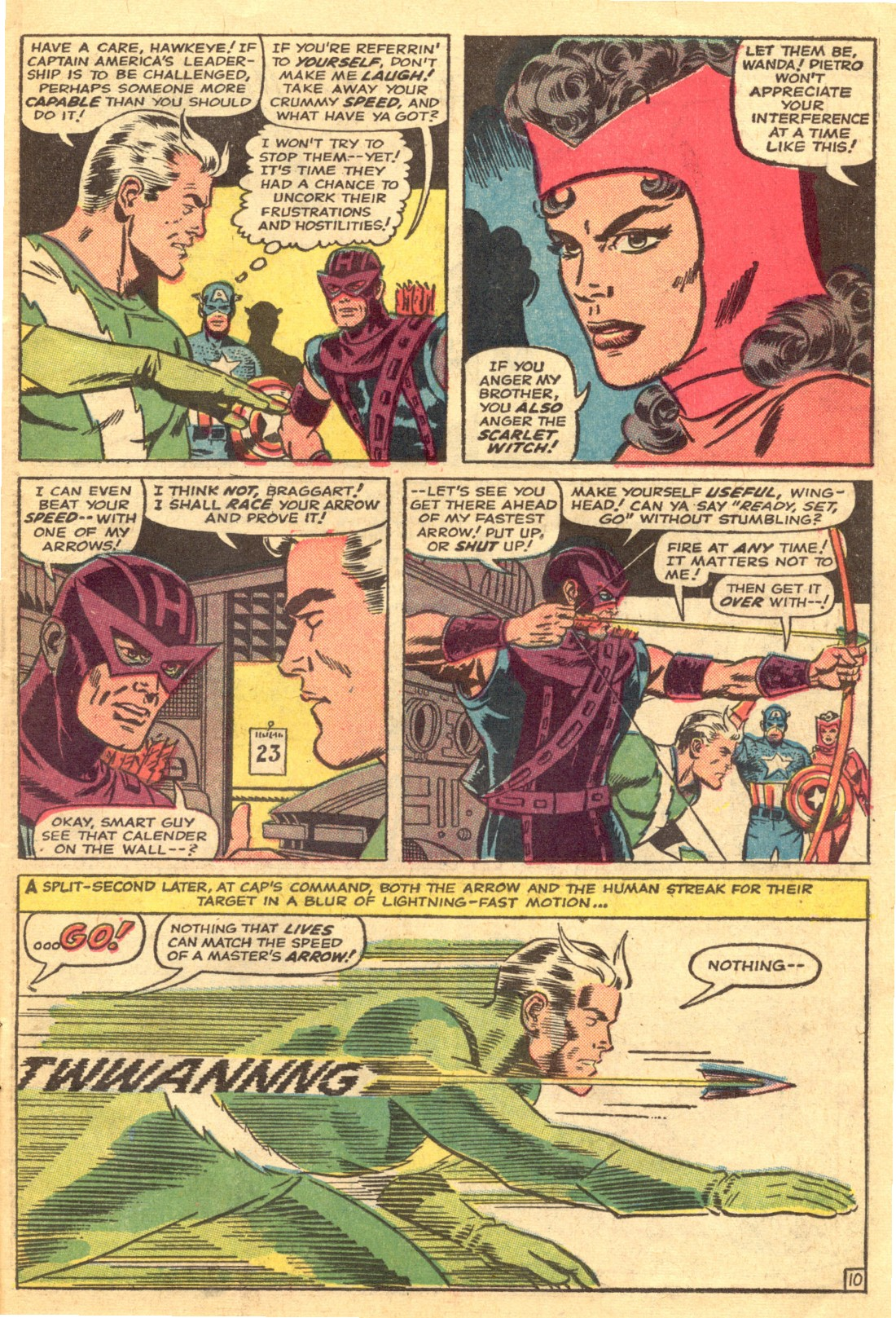 The Avengers (1963) 20 Page 14