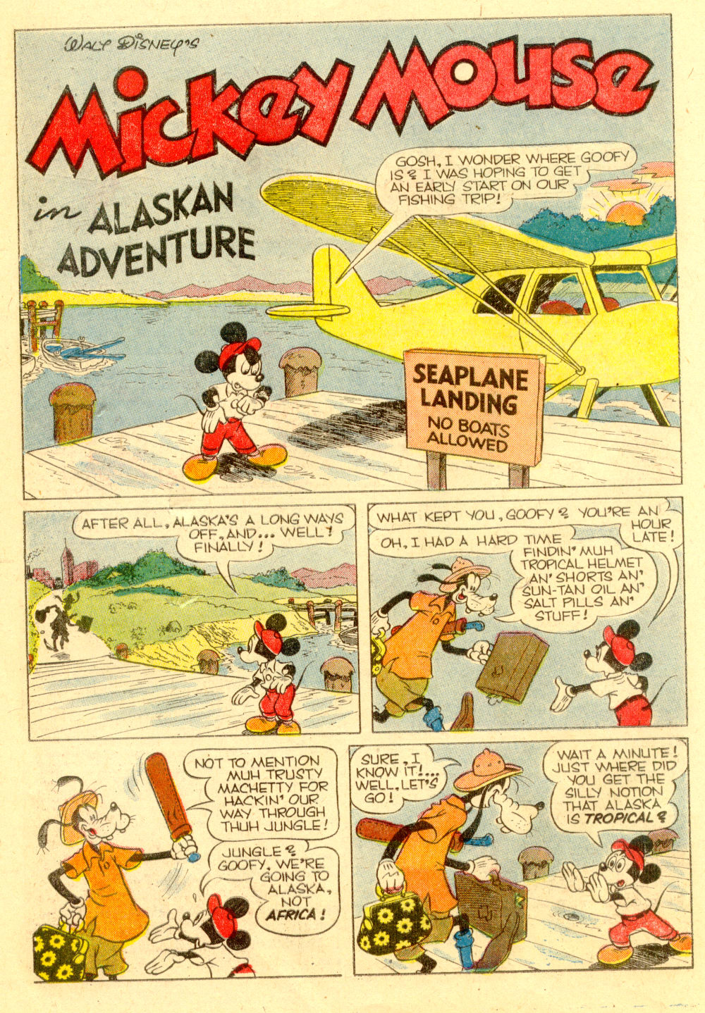 Walt Disney's Comics and Stories issue 223 - Page 26