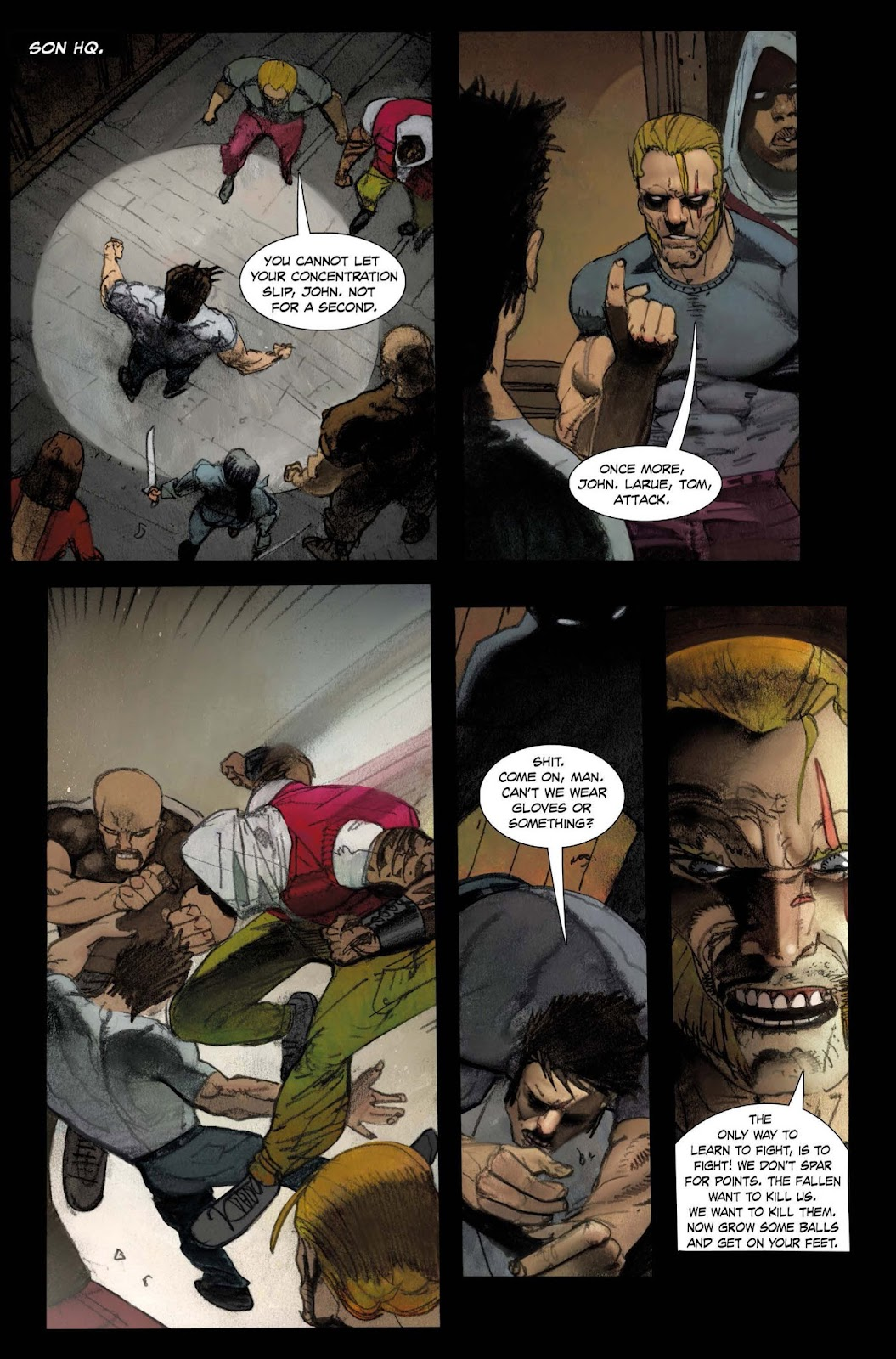 13 Coins issue TPB - Page 78