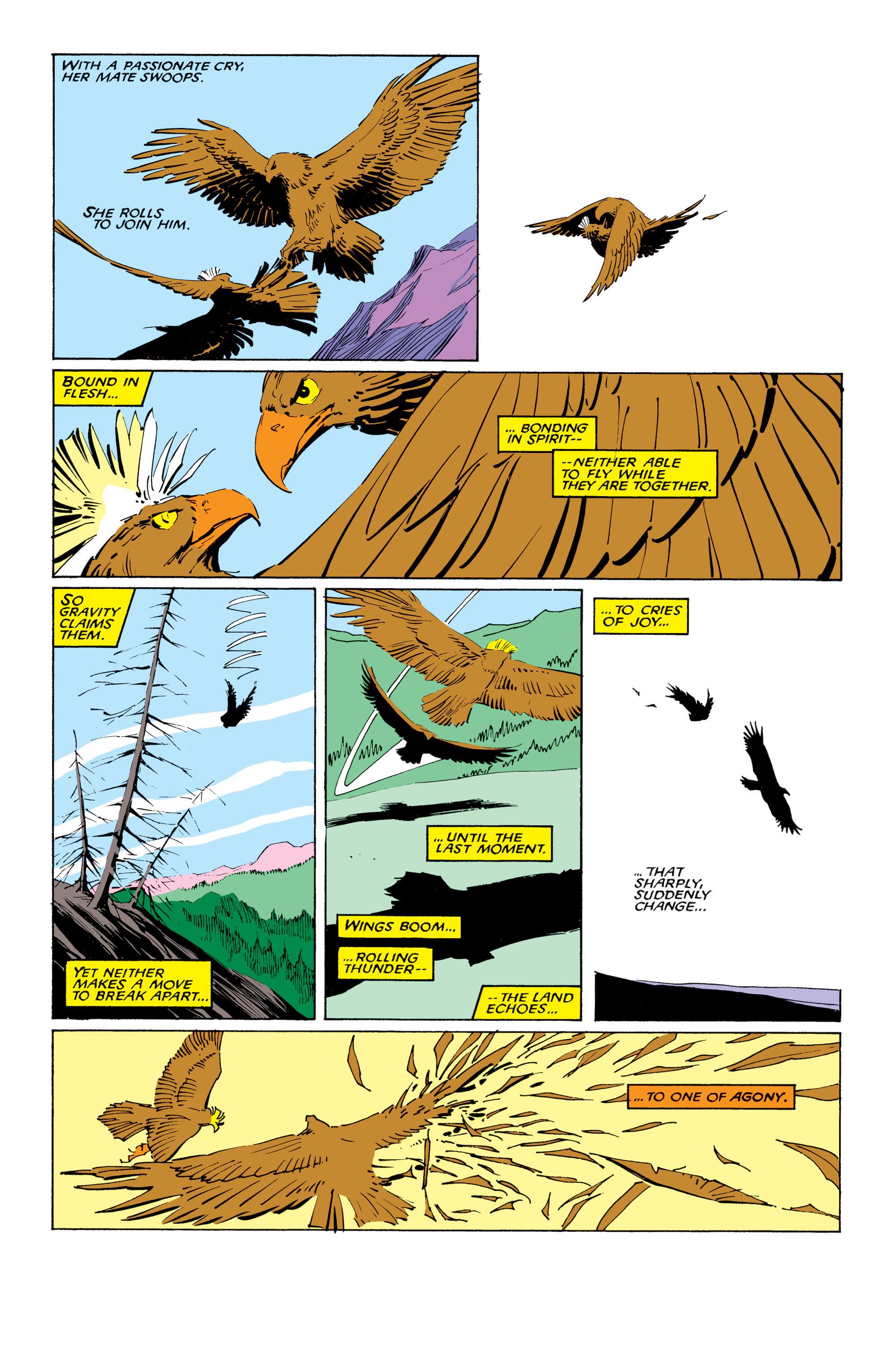 Read online Uncanny X-Men (1963) comic -  Issue #220 - 3