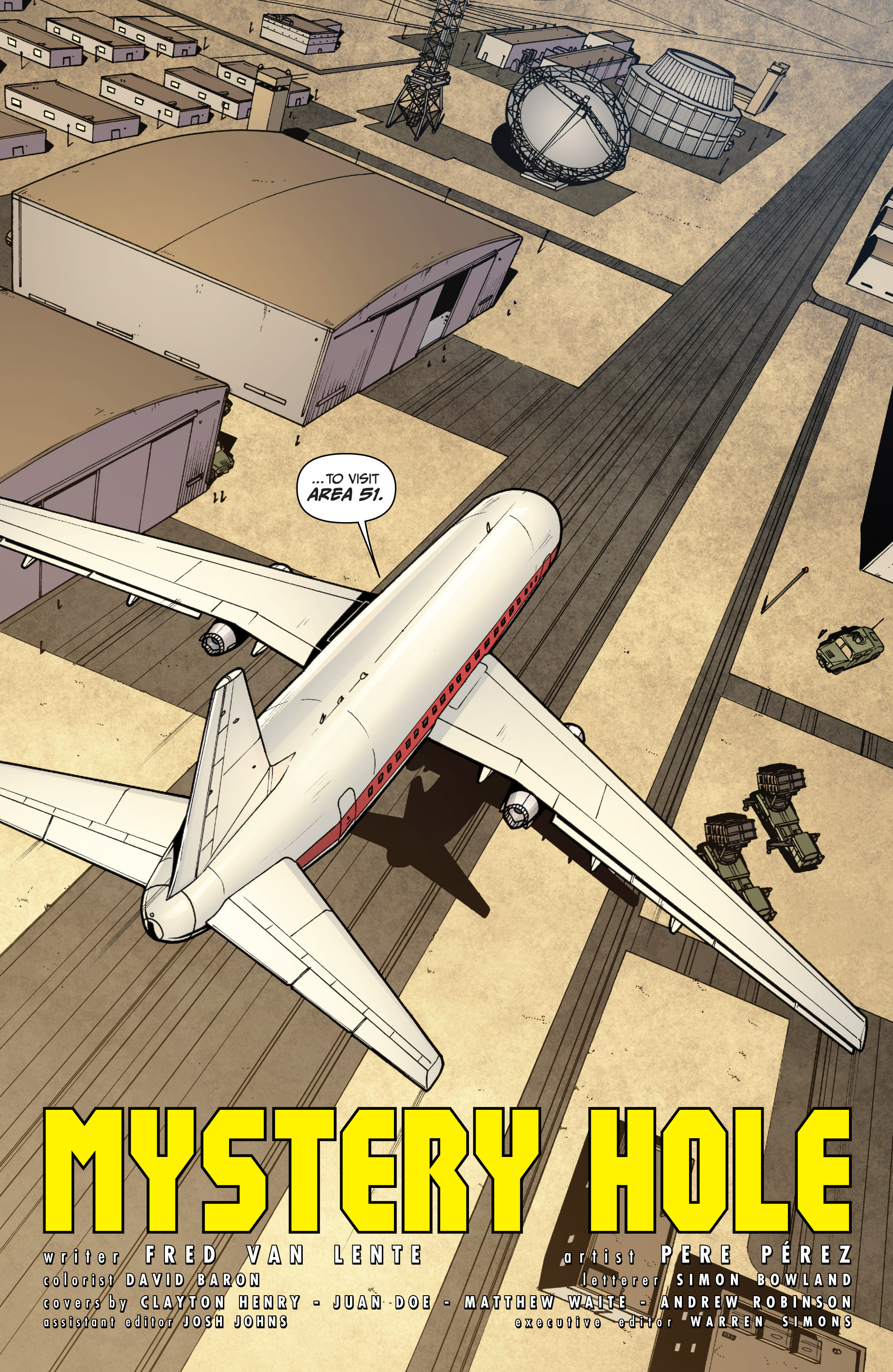 Read online Archer and Armstrong comic -  Issue #Archer and Armstrong _TPB 3 - 31
