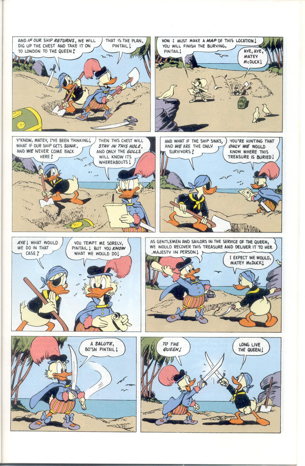 Read online Uncle Scrooge (1953) comic -  Issue #310 - 49