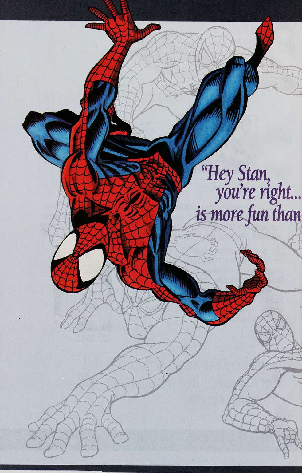 Web of Spider-Man (1985) Issue #113 #123 - English 32