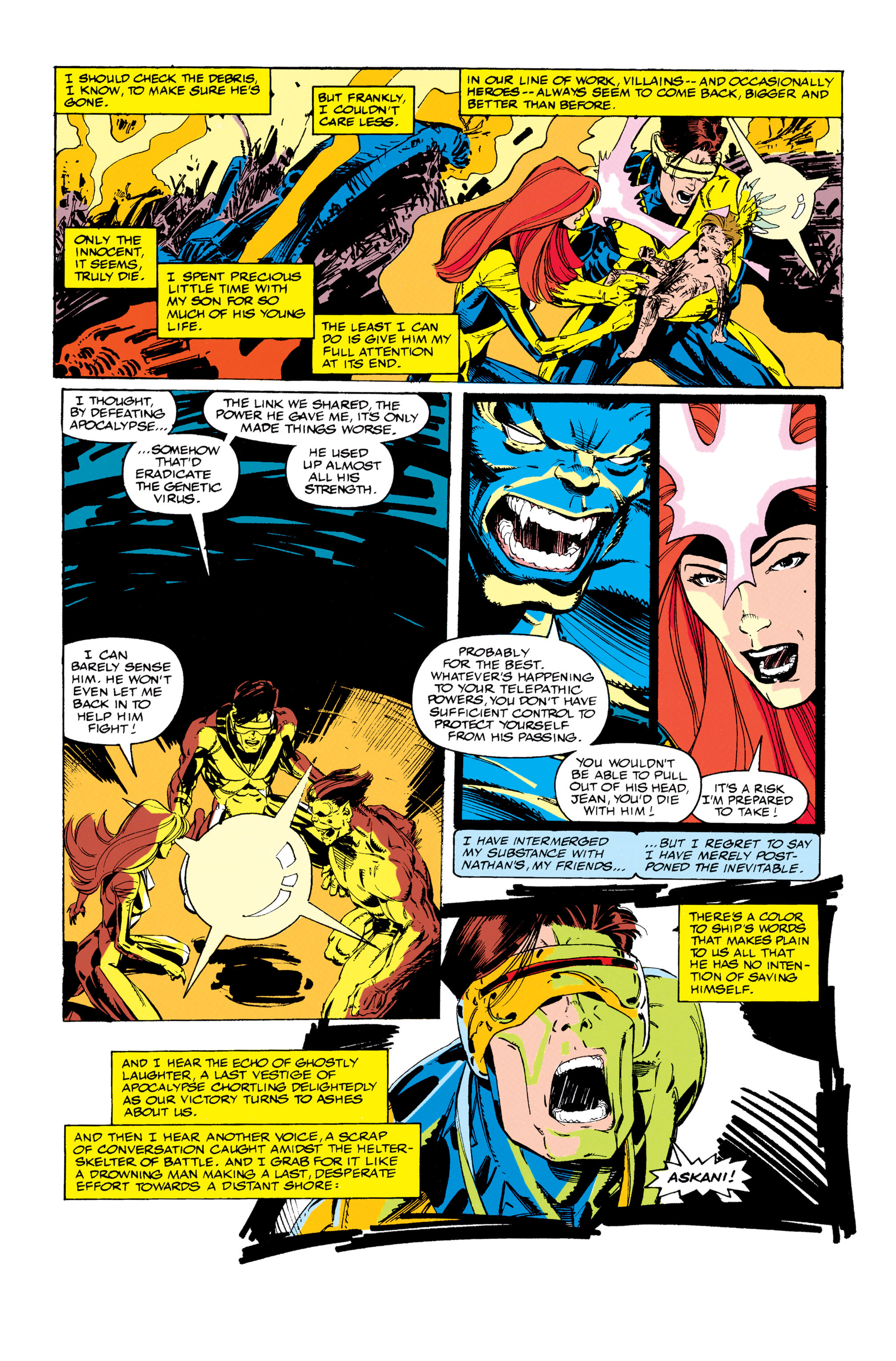 Read online X-Factor (1986) comic -  Issue #68 - 18