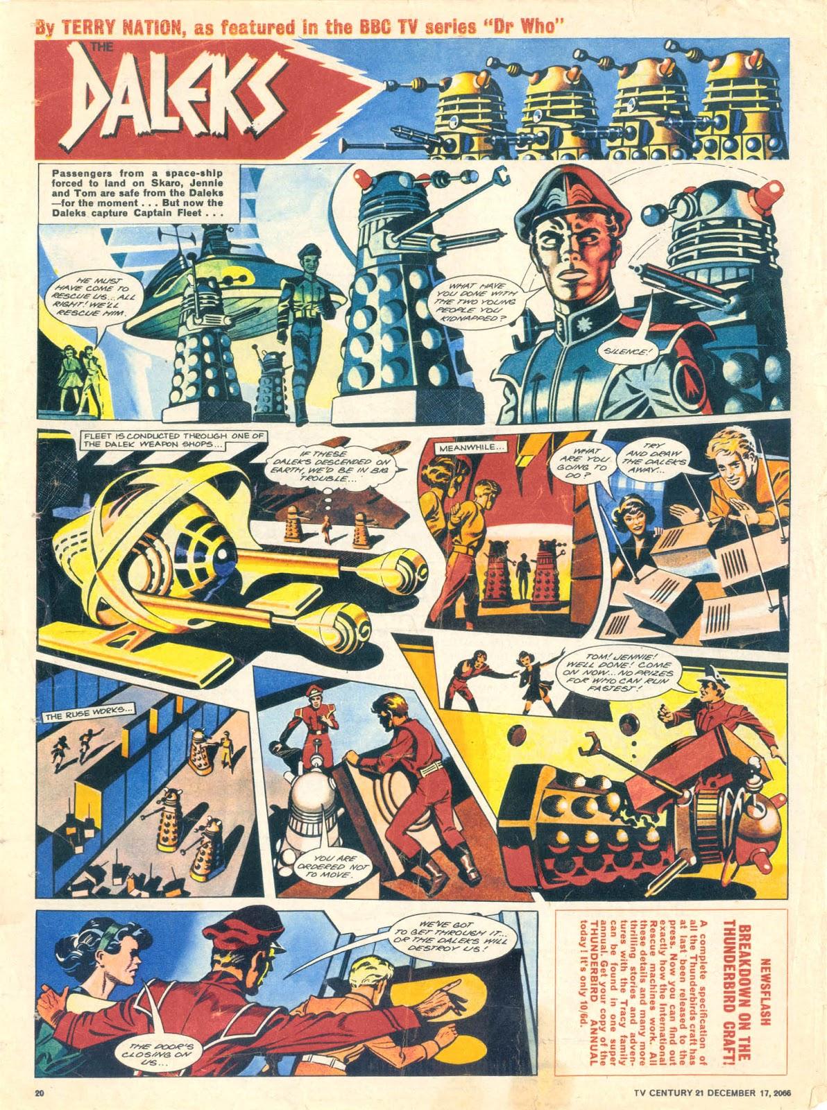 TV Century 21 (TV 21) issue 100 - Page 19