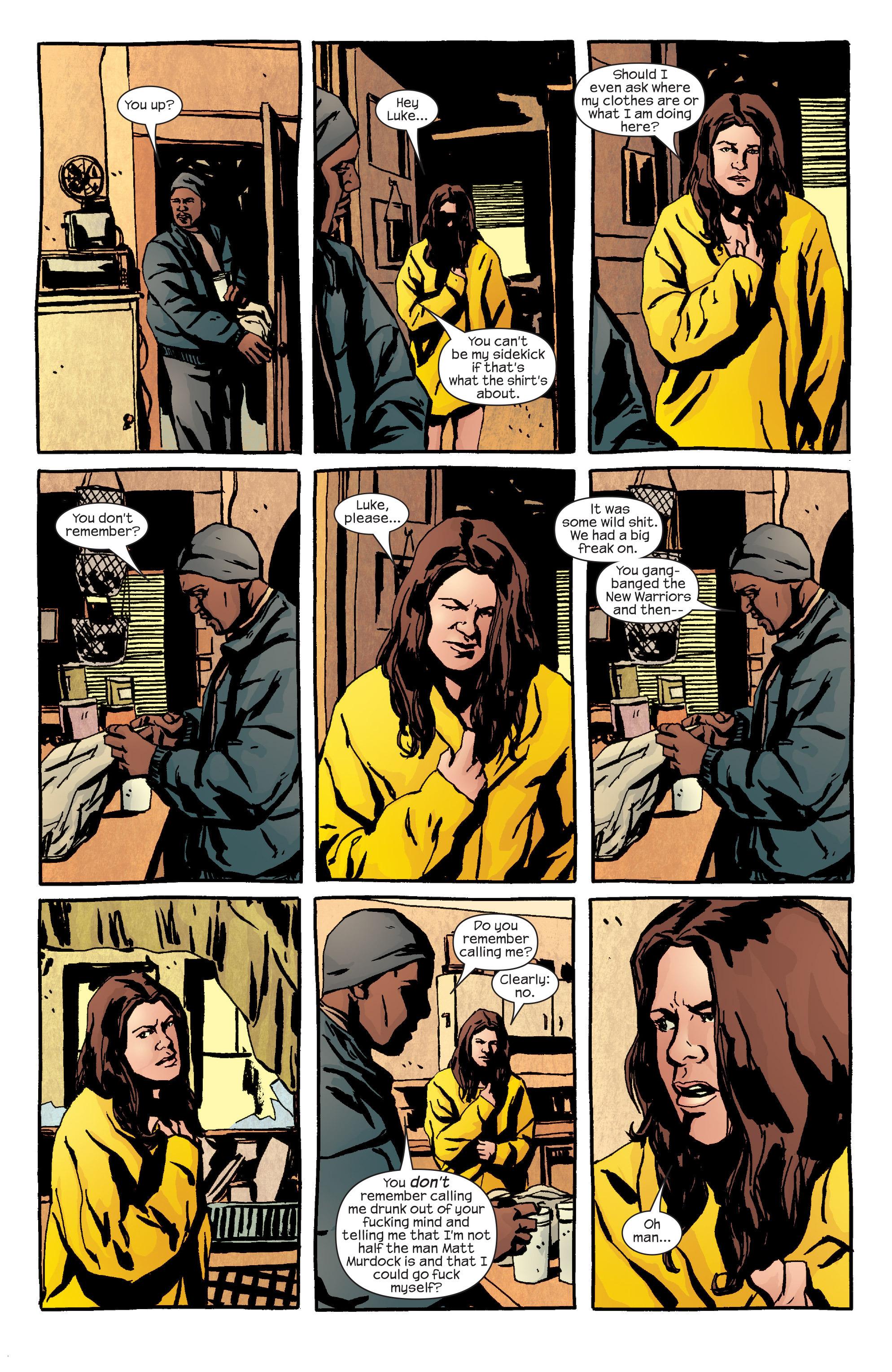 Read online Alias comic -  Issue #25 - 5