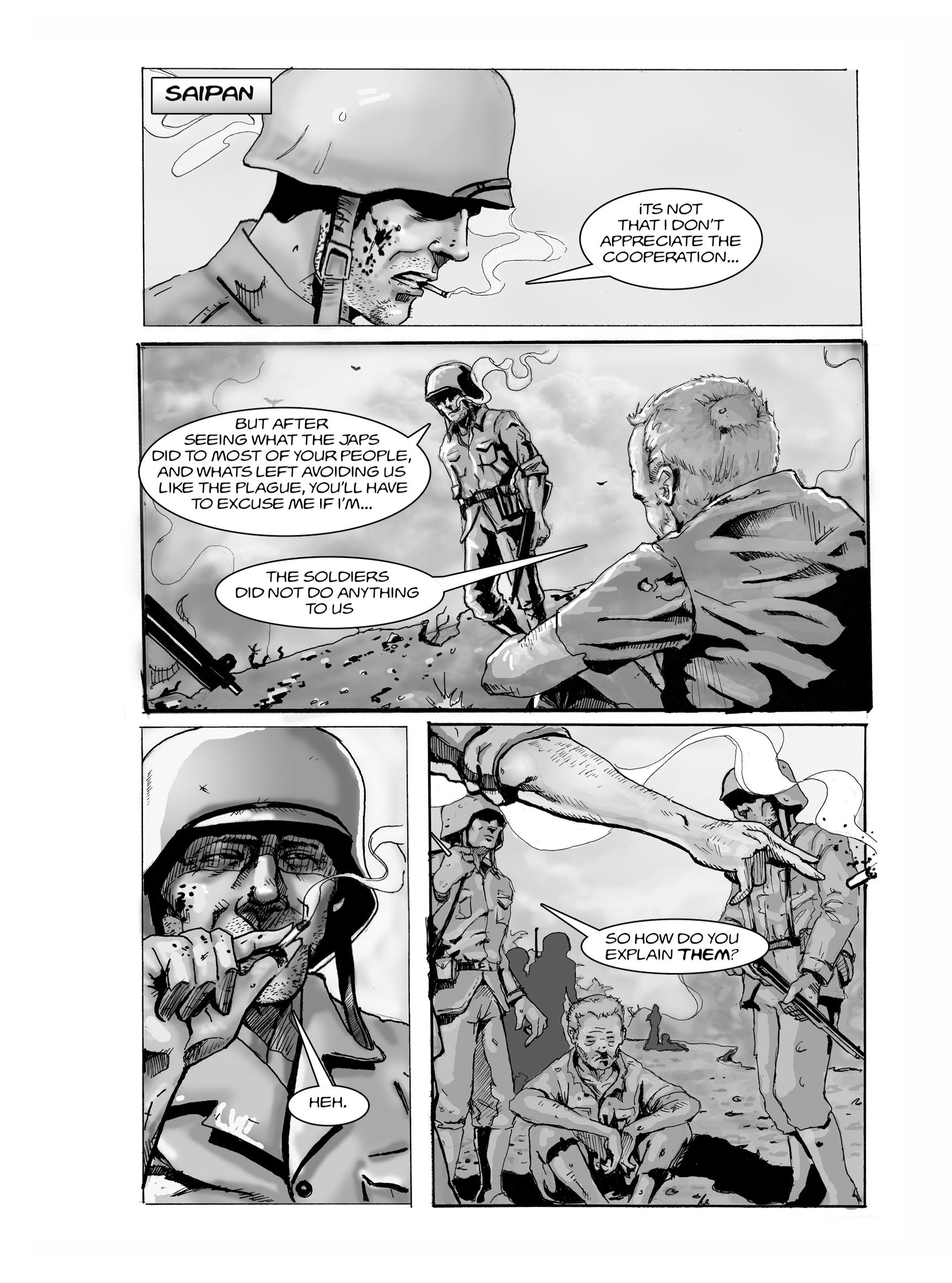 Read online FUBAR comic -  Issue #2 - 218