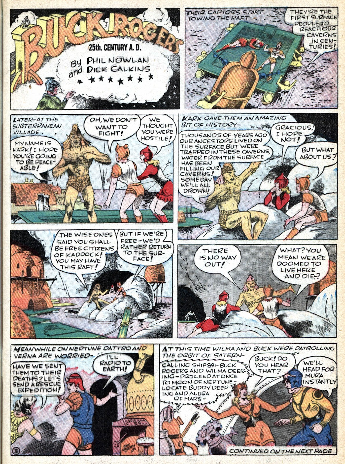 Read online Famous Funnies comic -  Issue #36 - 19