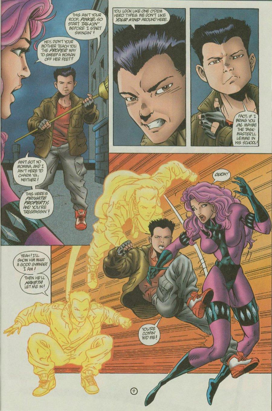 Read online Siren comic -  Issue #1 - 11