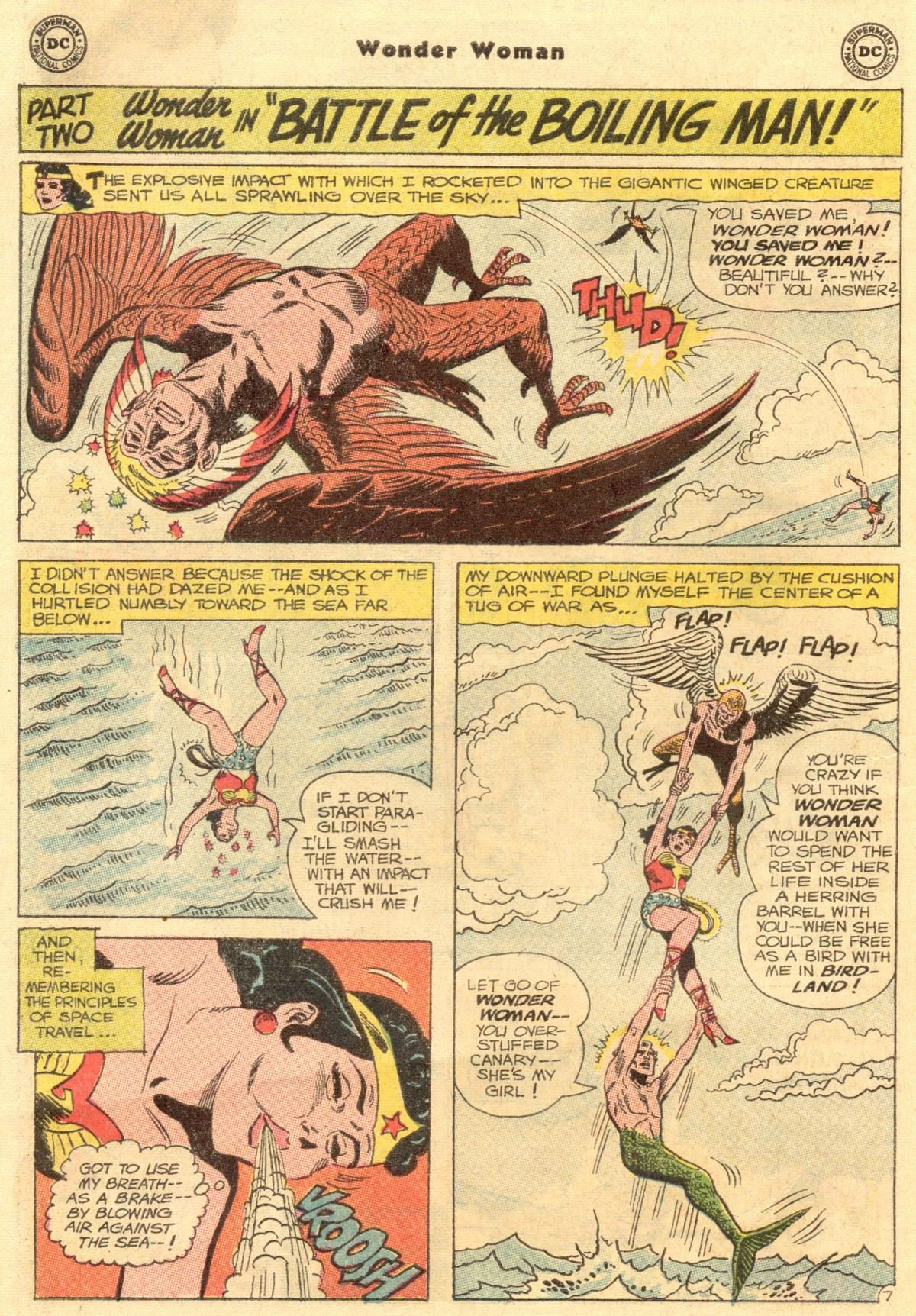 Read online Wonder Woman (1942) comic -  Issue #154 - 10