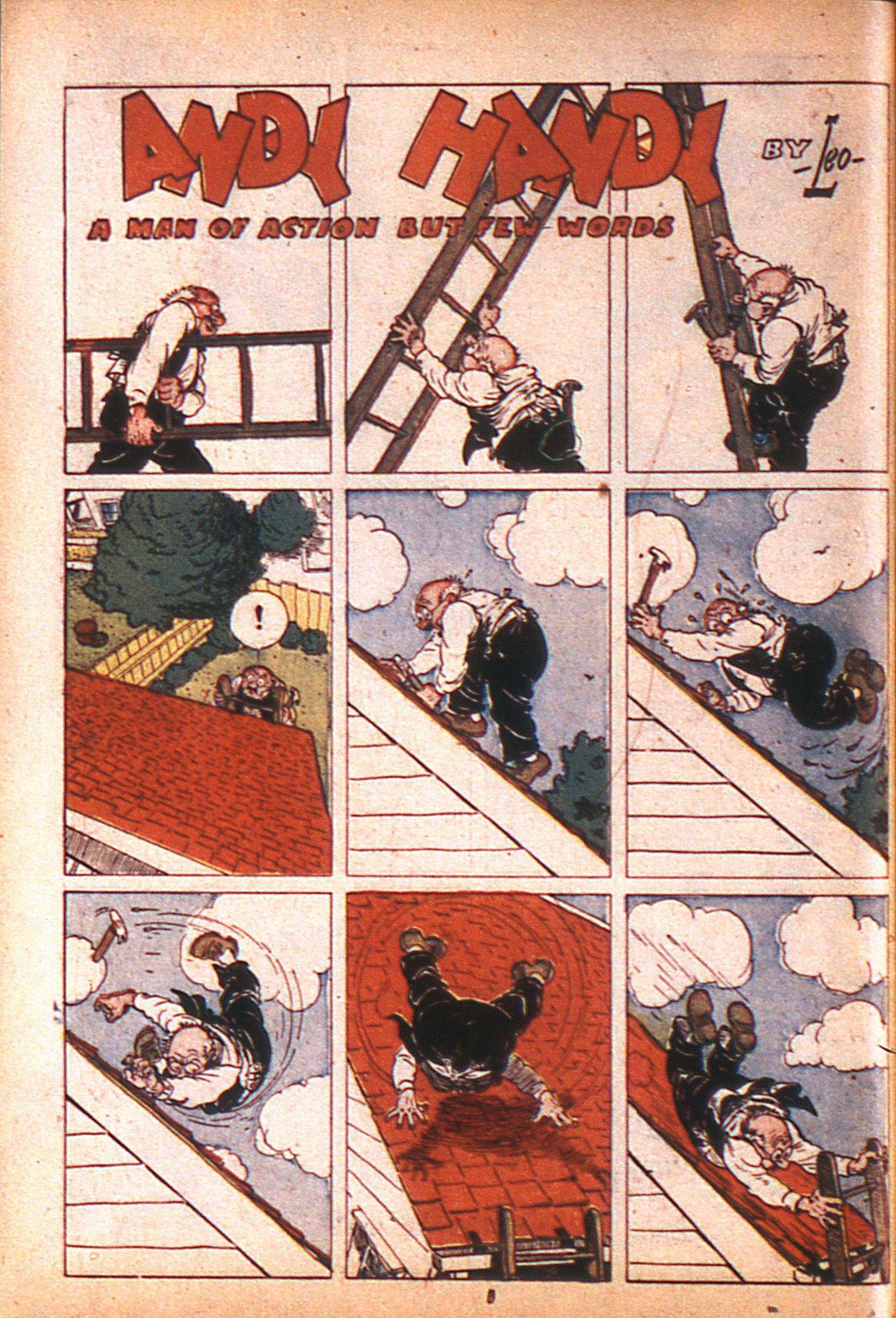 Read online Adventure Comics (1938) comic -  Issue #8 - 27