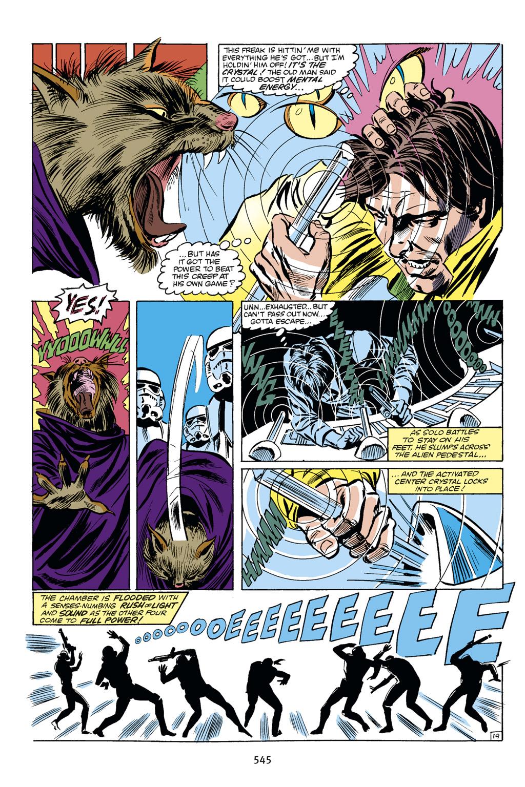 Read online Star Wars Omnibus comic -  Issue # Vol. 18.5 - 259