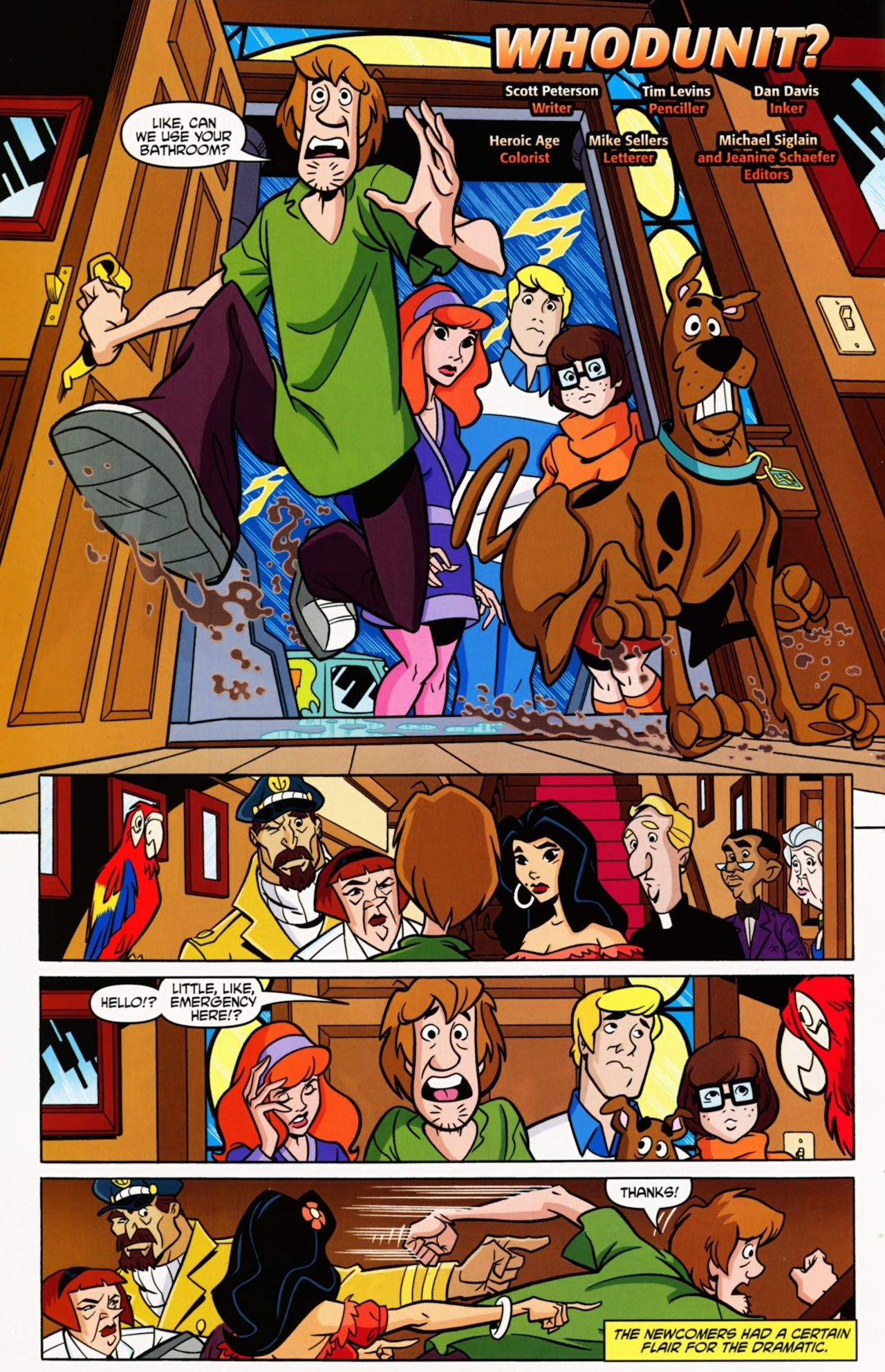 Read online Scooby-Doo: Where Are You? comic -  Issue #11 - 19