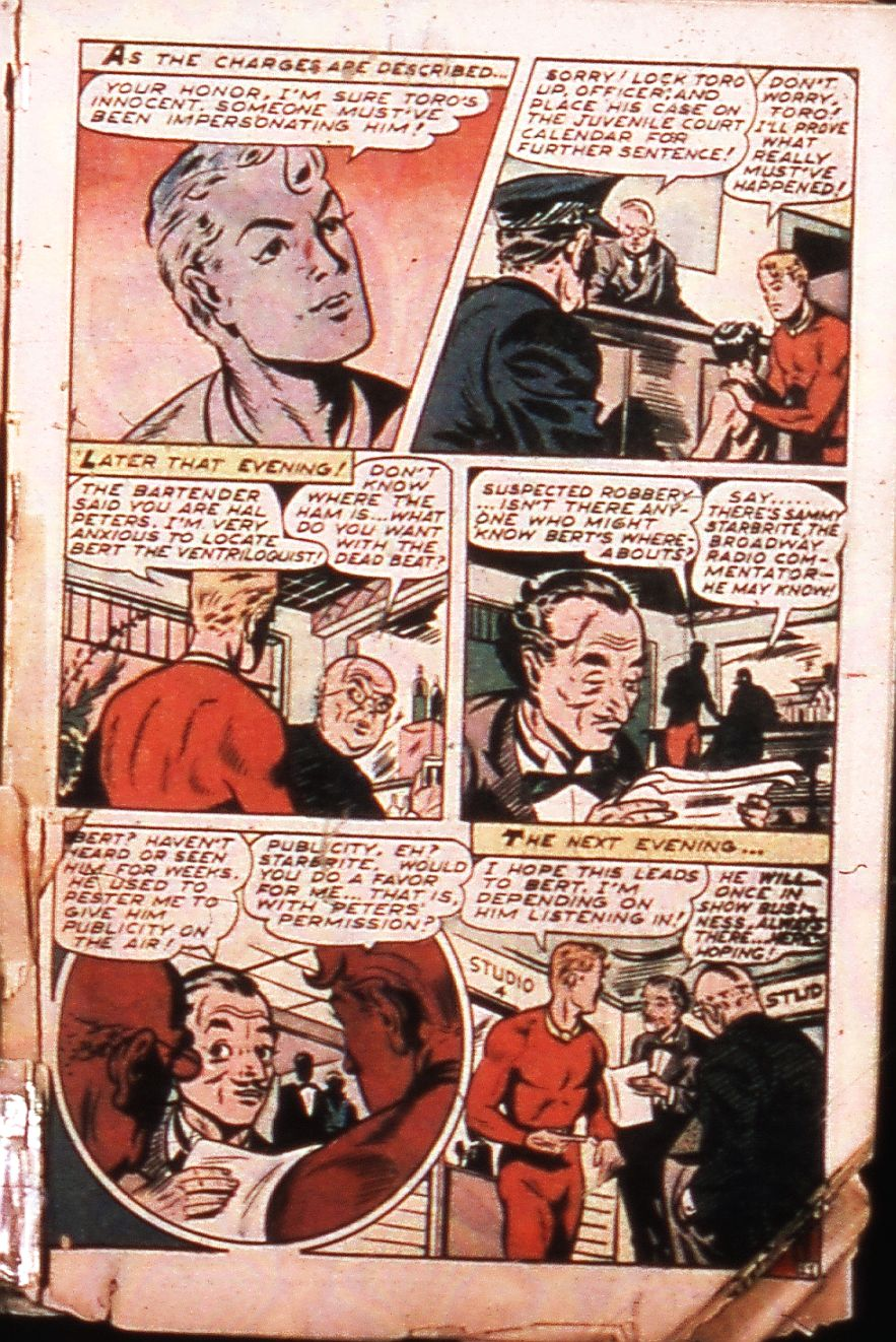 Marvel Mystery Comics (1939) issue 75 - Page 10
