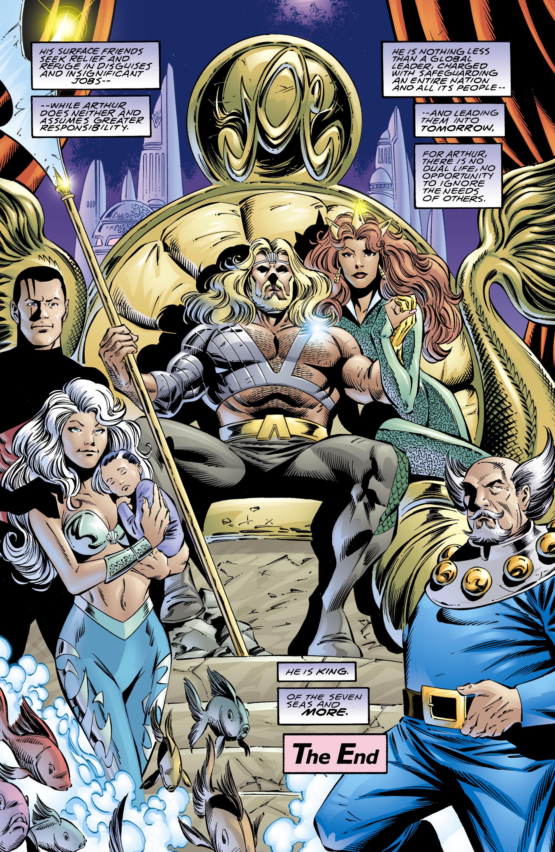 Read online Aquaman (1994) comic -  Issue #75 - 22