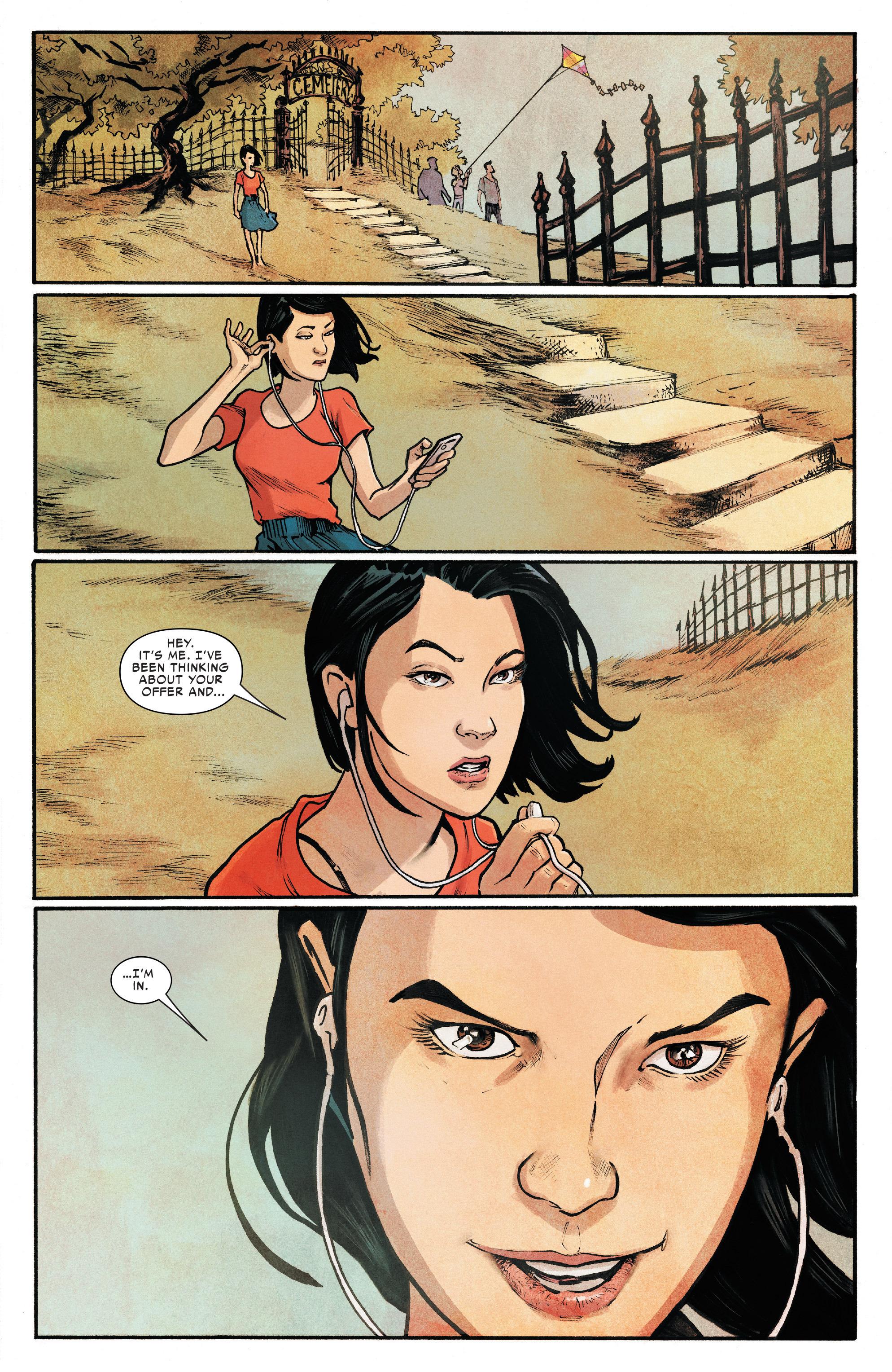 Read online Silk (2016) comic -  Issue #18 - 20