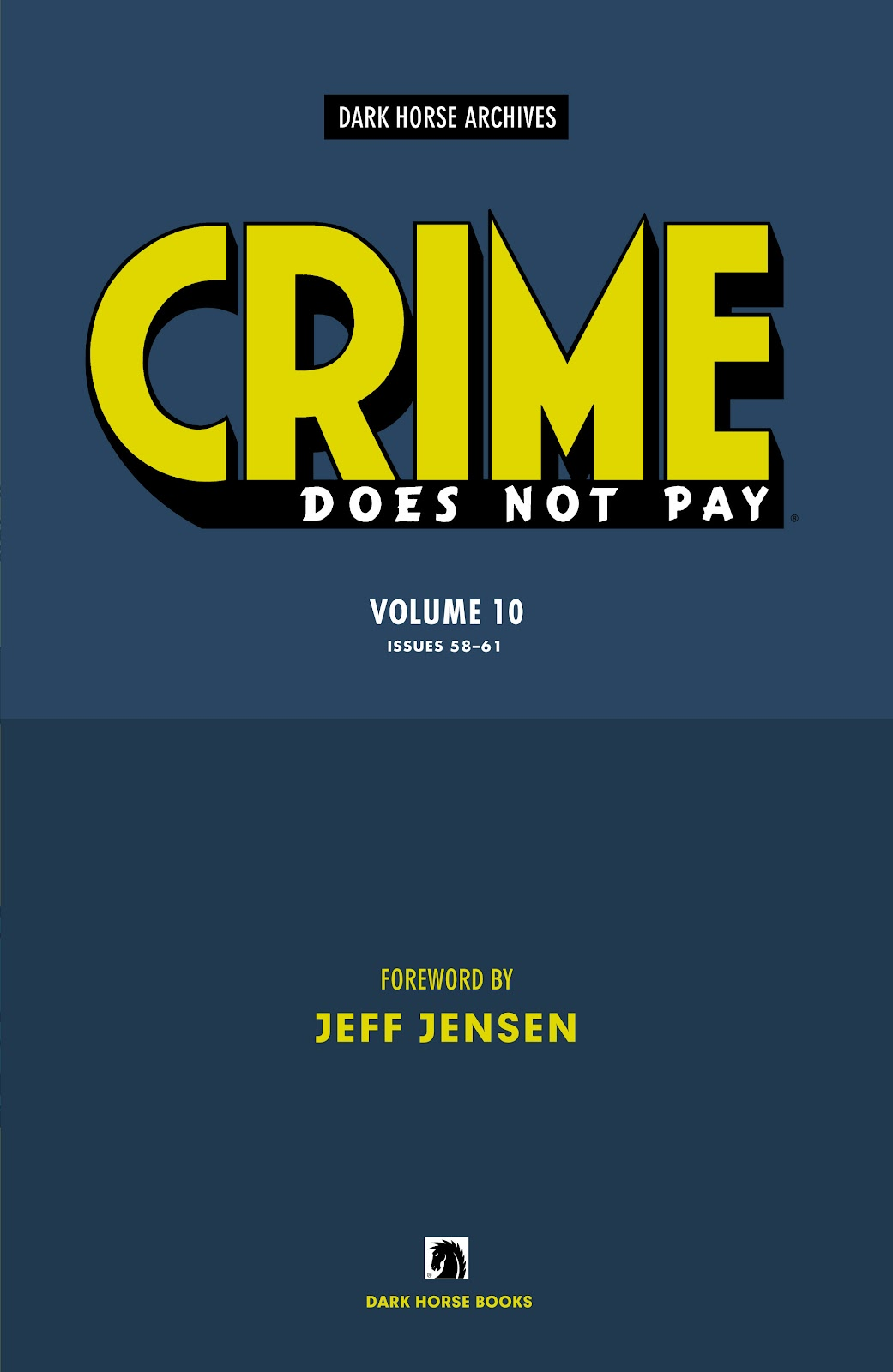 Read online Crime Does Not Pay Archives comic -  Issue # TPB 10 (Part 1) - 5