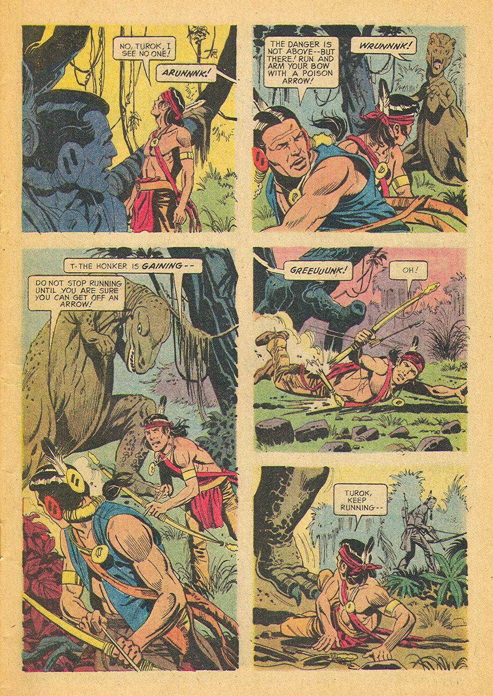 Read online Turok, Son of Stone comic -  Issue #77 - 5