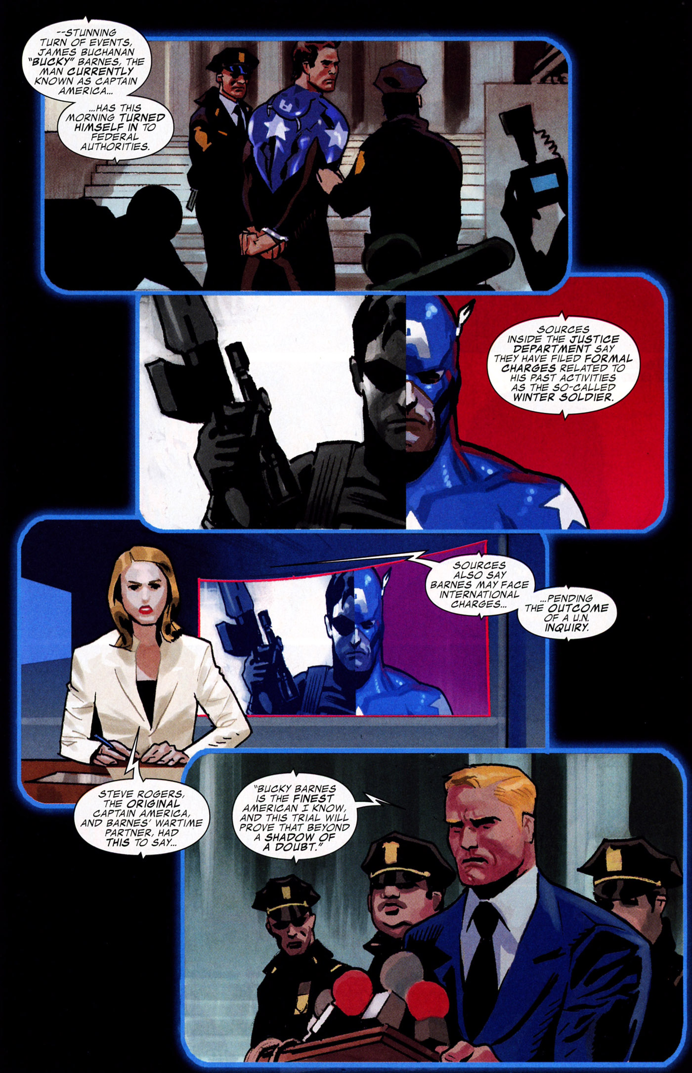 Captain America (1968) 611 Page 22
