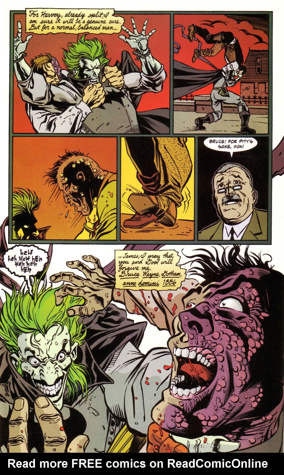 Batman: Two Faces issue Full - Page 49