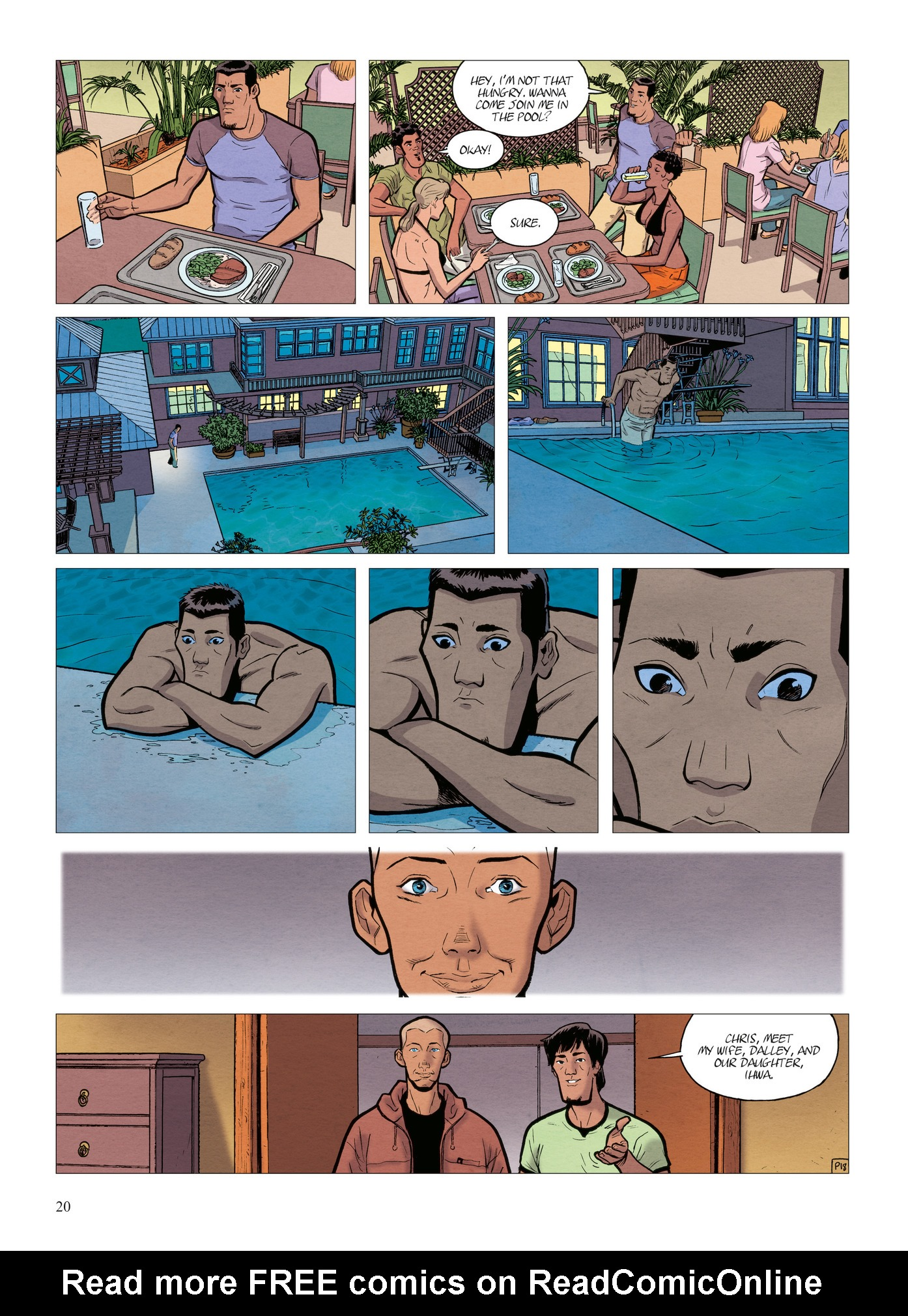 Read online Alter Ego comic -  Issue #5 - 22