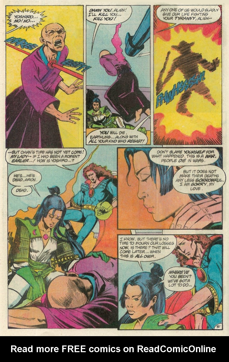Read online Arion, Lord of Atlantis comic -  Issue #Arion, Lord of Atlantis _Special 1 - 32