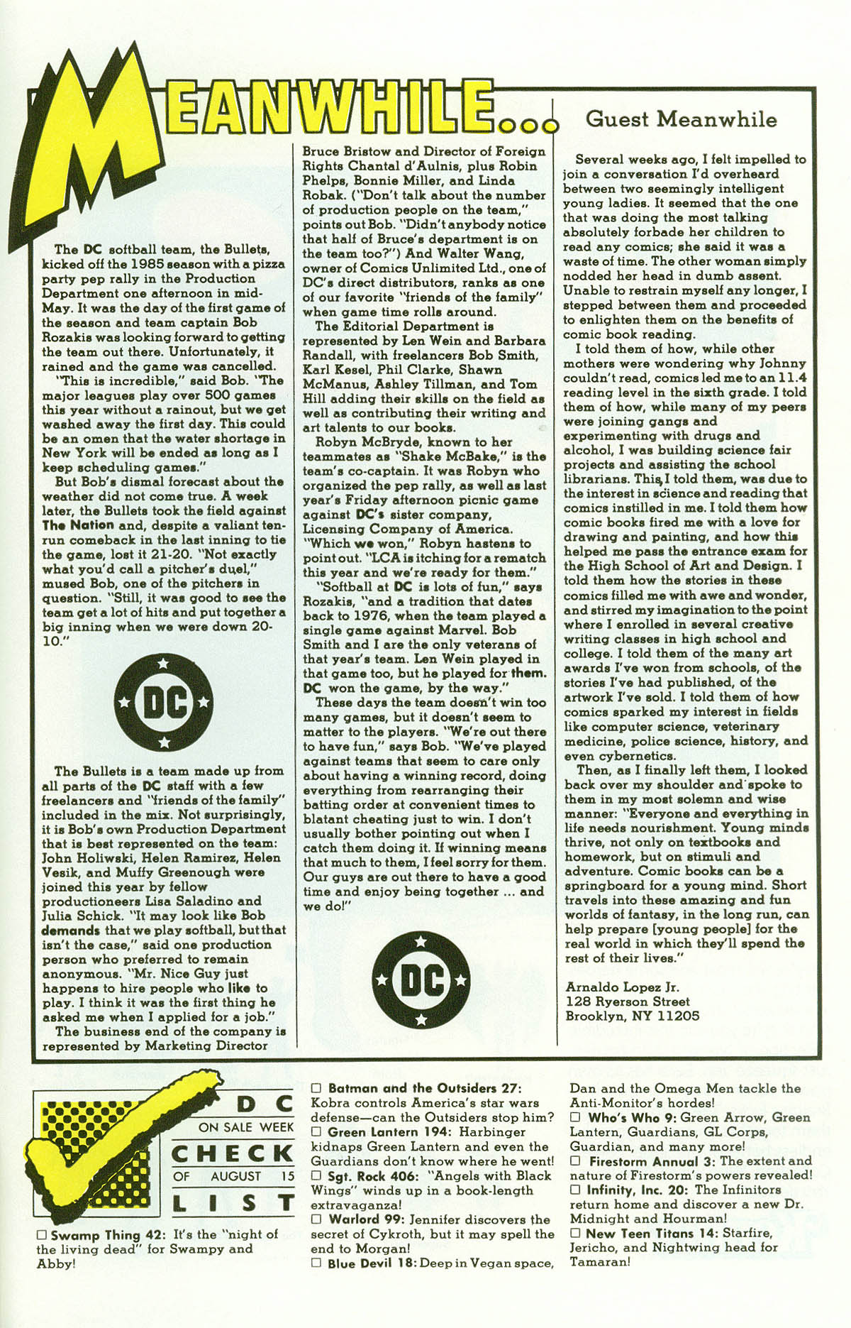 Read online Sgt. Rock comic -  Issue #406 - 34