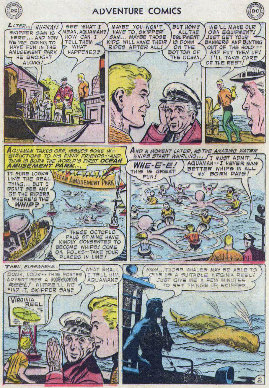 Read online Adventure Comics (1938) comic -  Issue #219 - 53