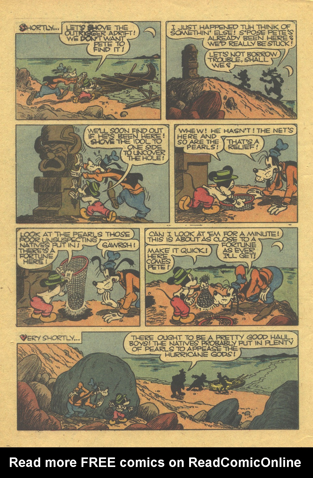 Walt Disney's Comics and Stories issue 216 - Page 30